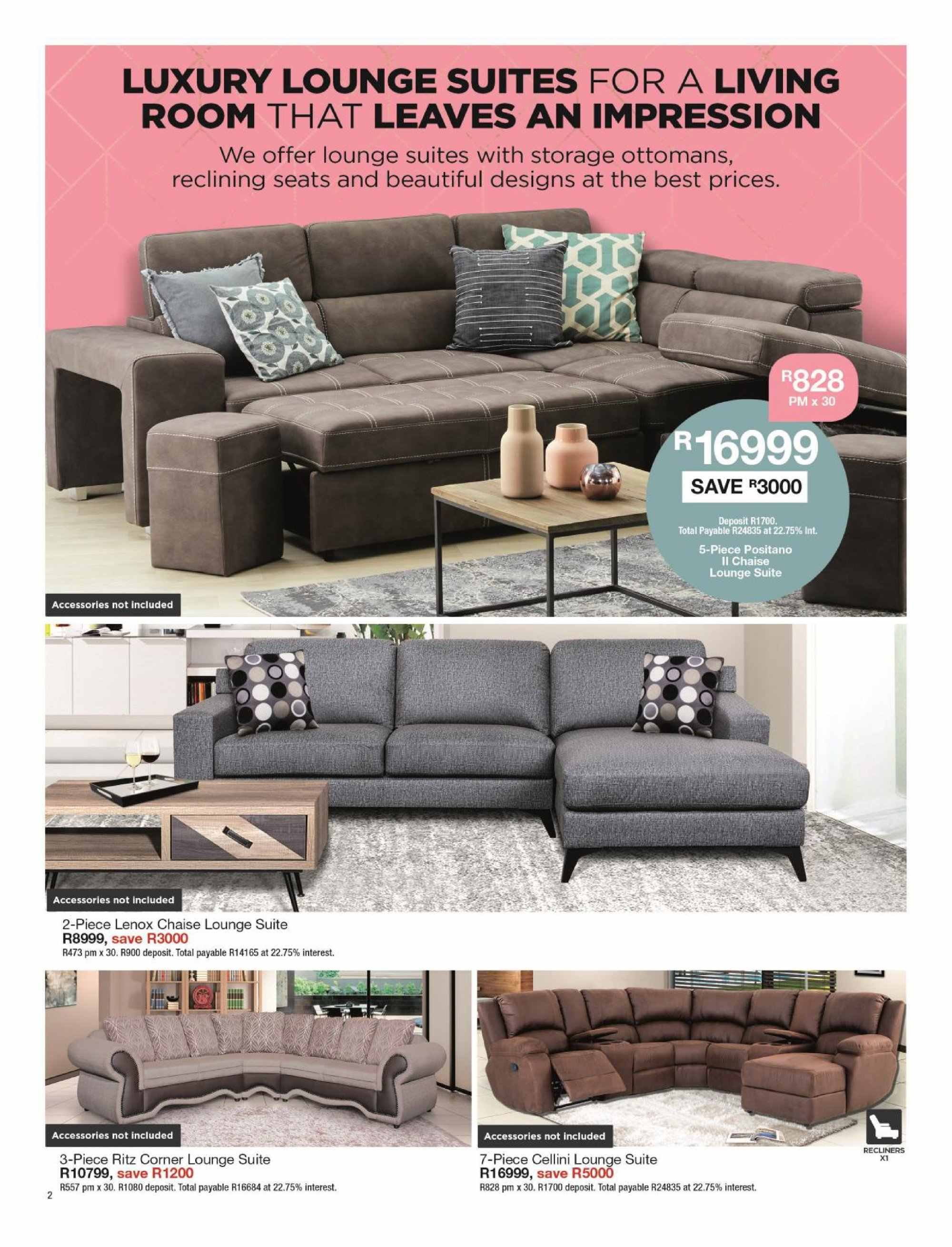 House & Home catalogue  - 03.19.2019 - 05.05.2019. Page 2.