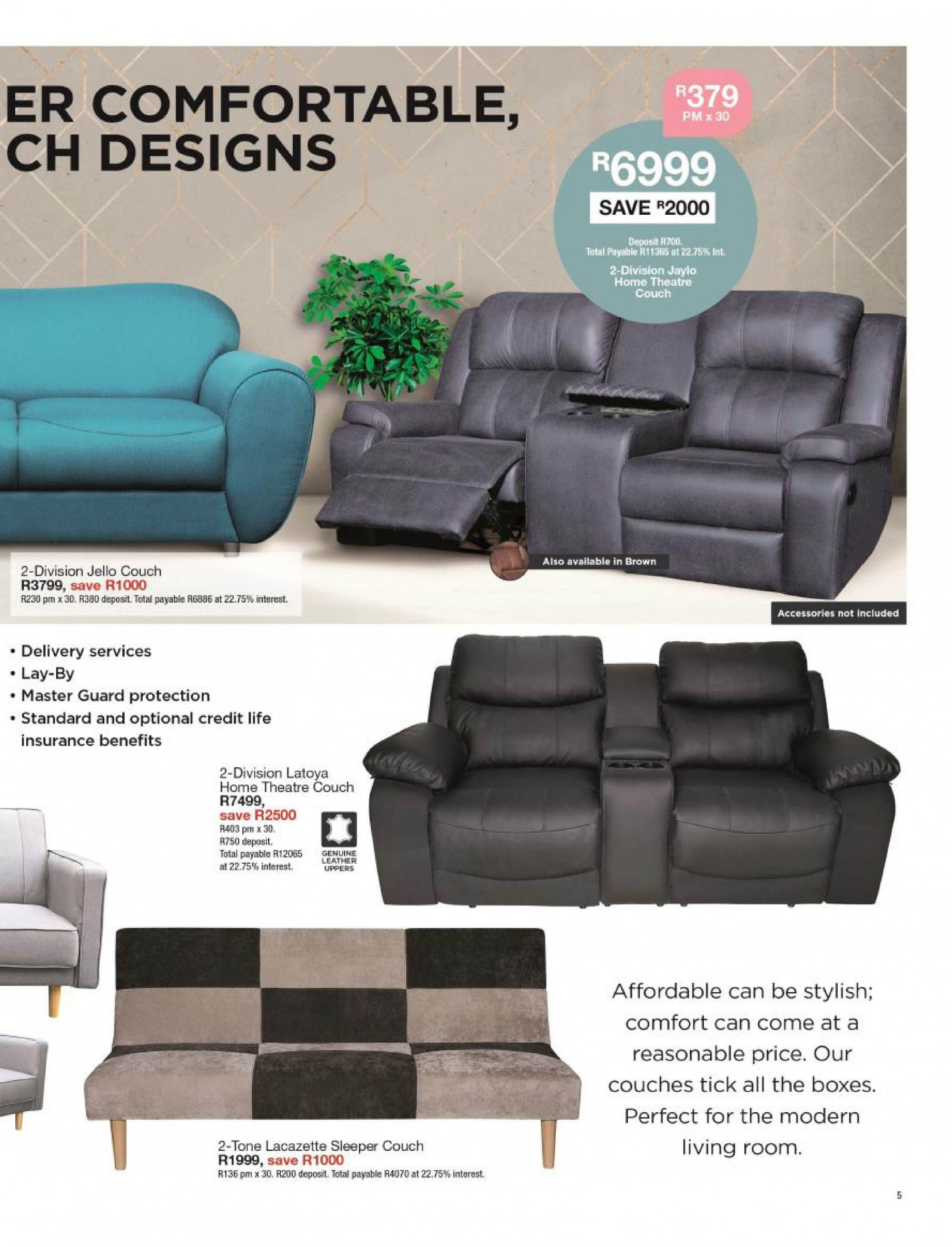 House & Home catalogue  - 03.19.2019 - 05.05.2019. Page 5.