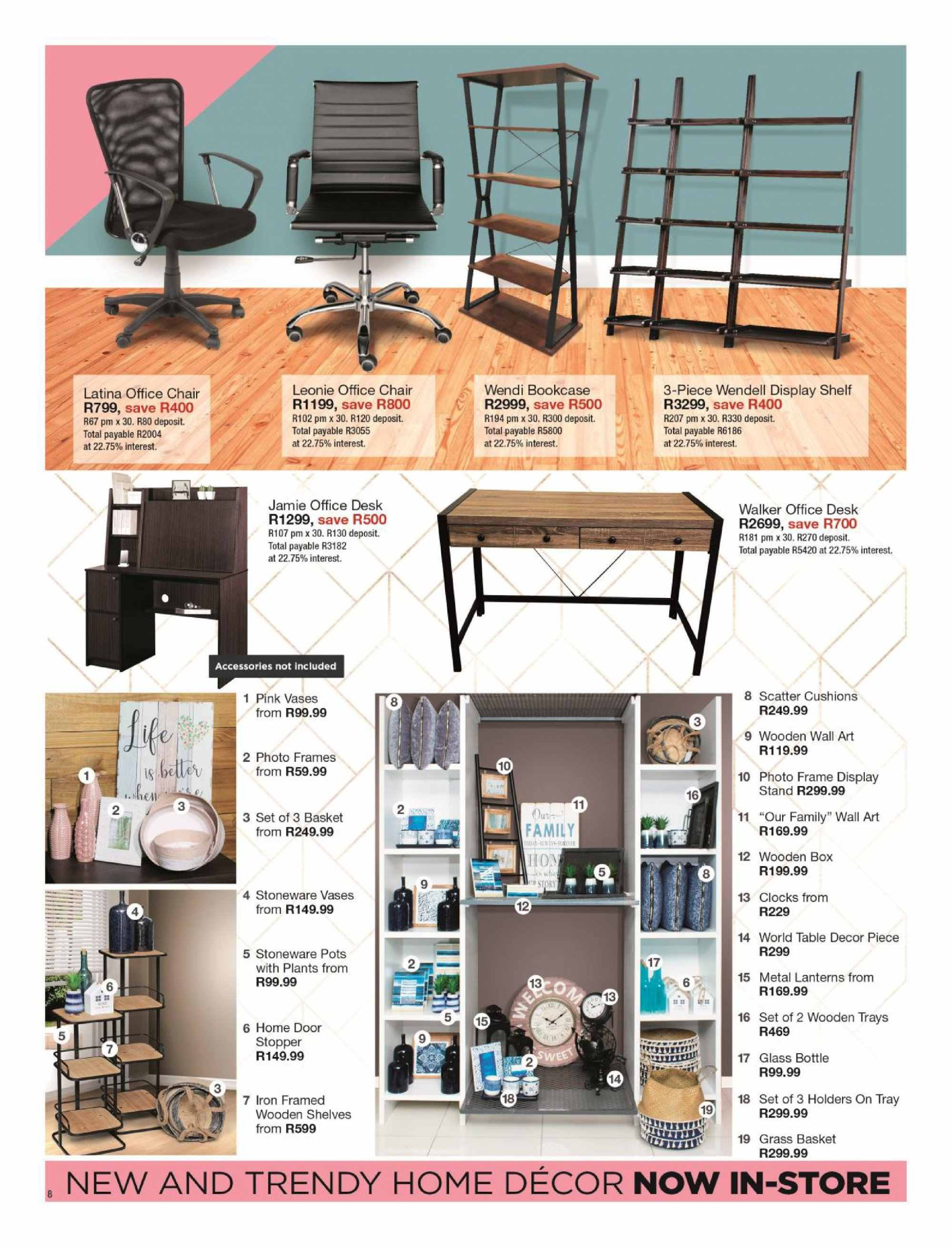 House & Home catalogue  - 03.19.2019 - 05.05.2019. Page 8.