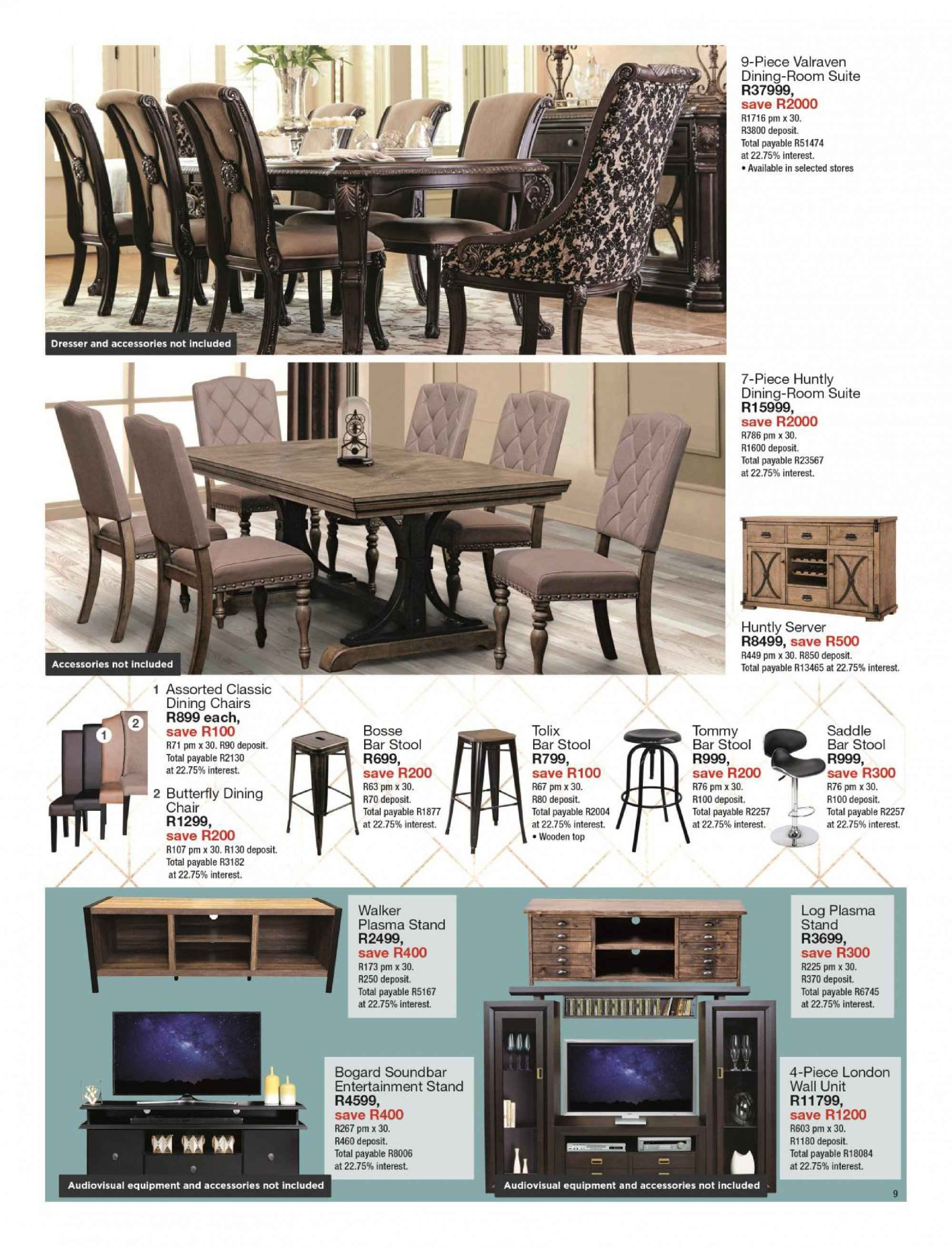 House & Home catalogue  - 03.19.2019 - 05.05.2019. Page 9.