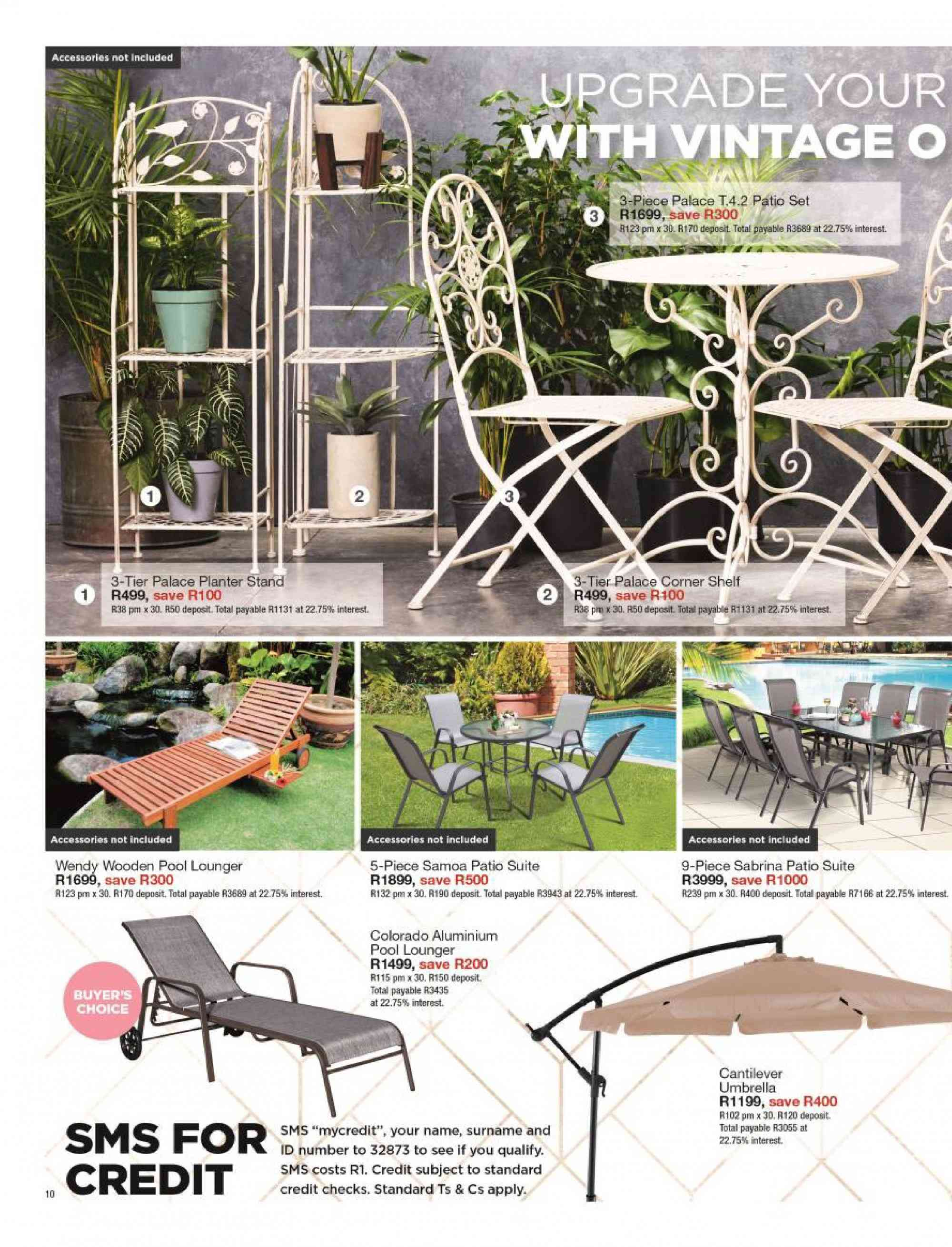 House & Home catalogue  - 03.19.2019 - 05.05.2019. Page 10.