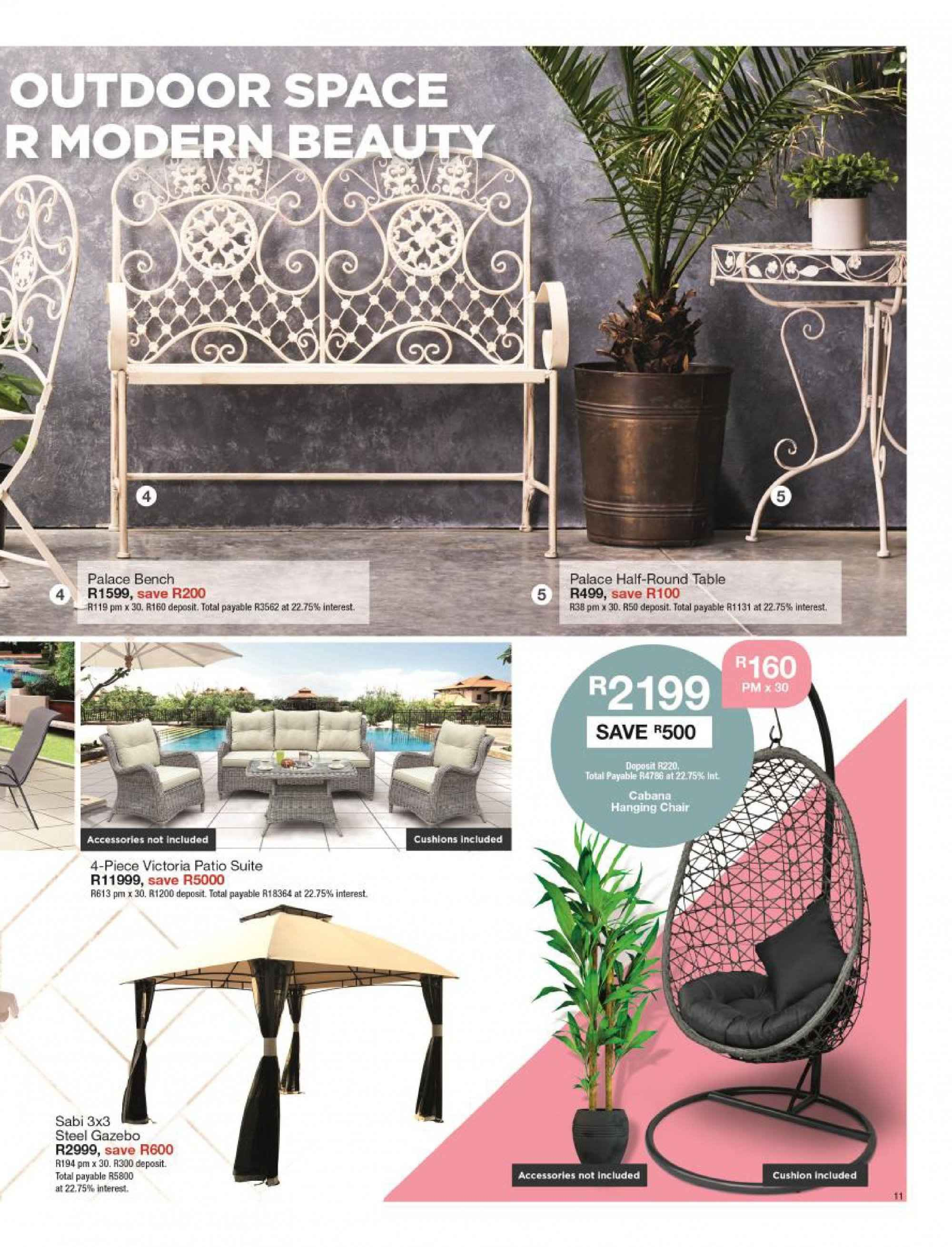 House & Home catalogue  - 03.19.2019 - 05.05.2019. Page 11.
