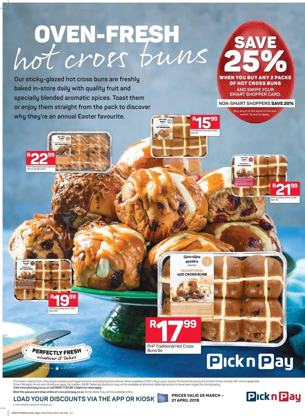 Pick n Pay catalogue  - 03.25.2019 - 04.21.2019. Page 8.
