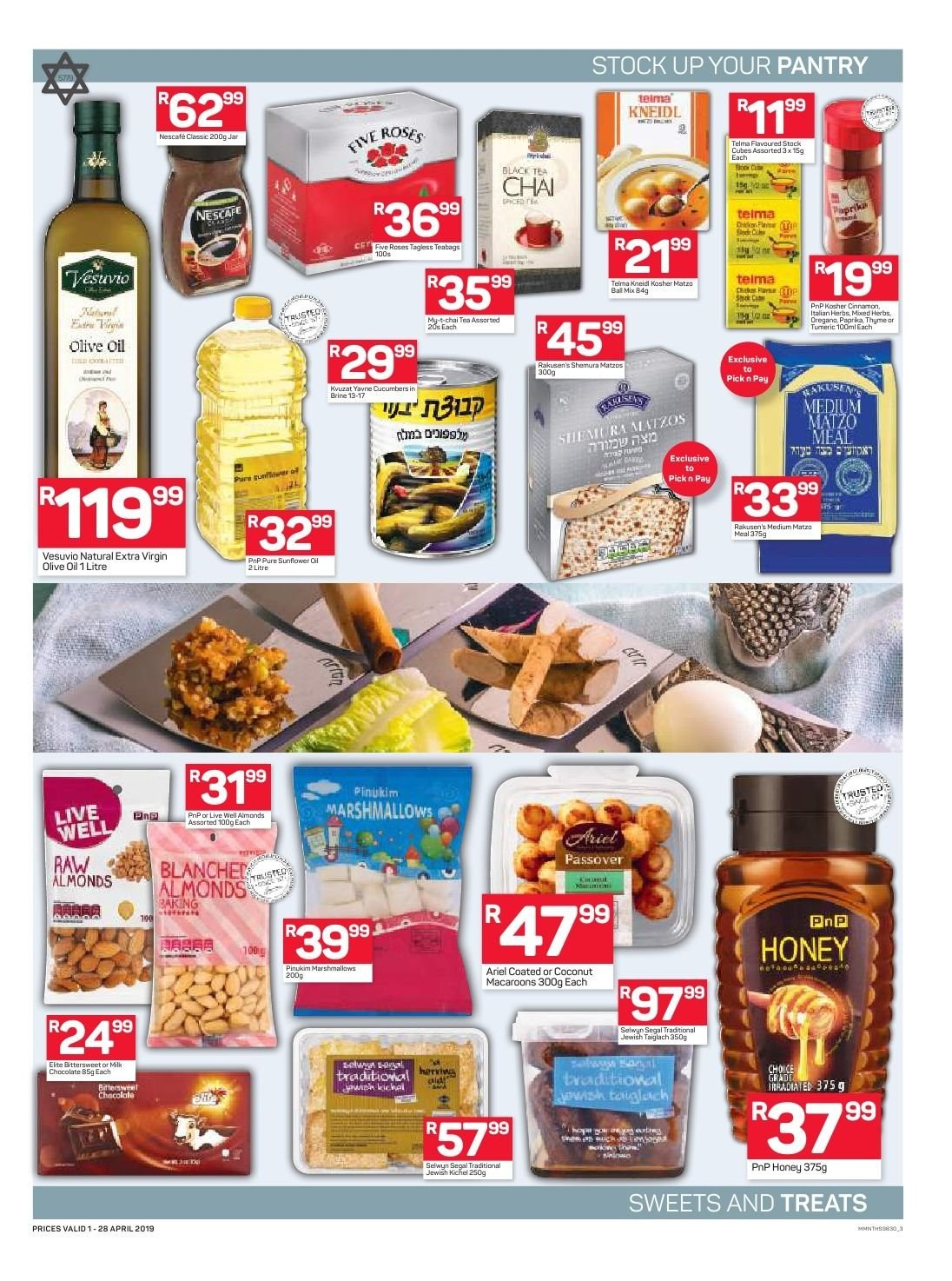 Pick n Pay catalogue  - 04.01.2019 - 04.28.2019. Page 3.
