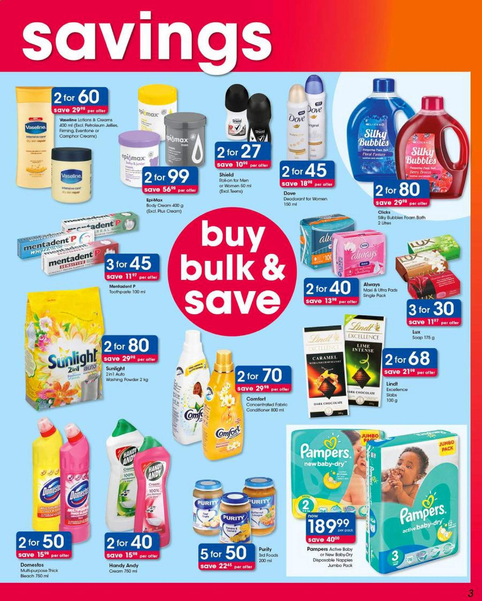 Clicks catalogue  - 05.03.2019 - 05.13.2019. Page 3.