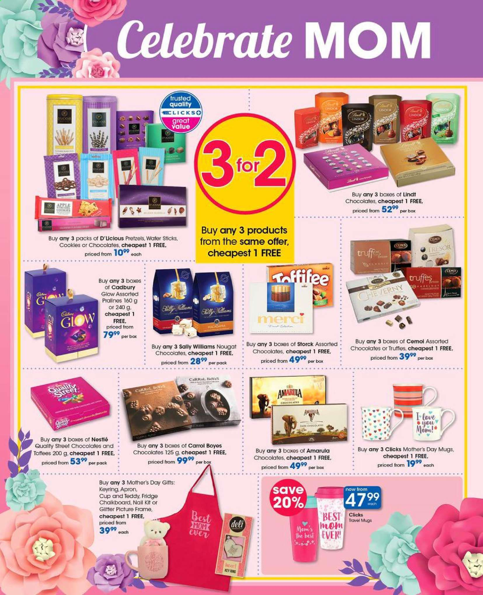Clicks catalogue  - 05.03.2019 - 05.13.2019. Page 4.