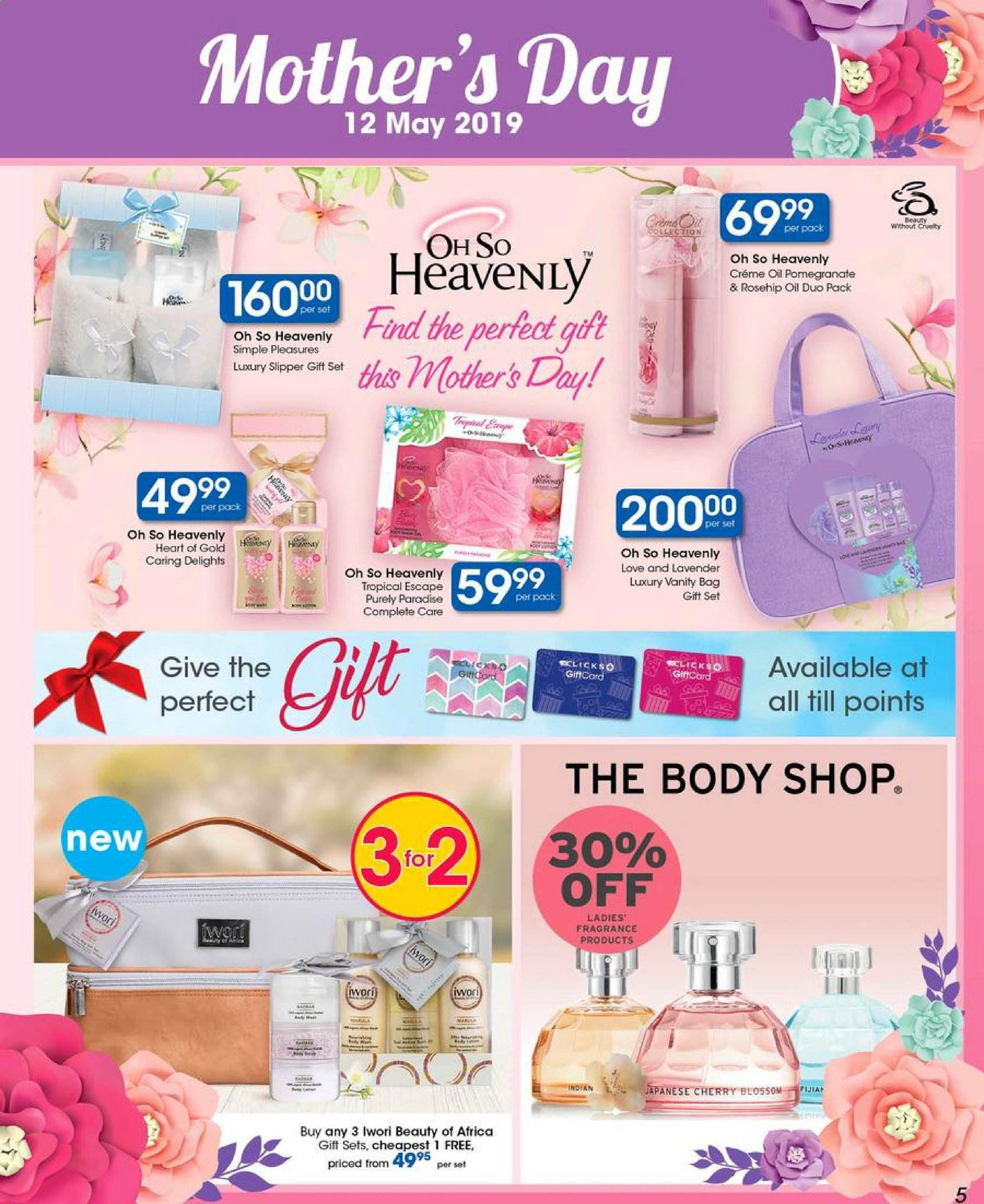 Clicks catalogue  - 05.03.2019 - 05.13.2019. Page 5.