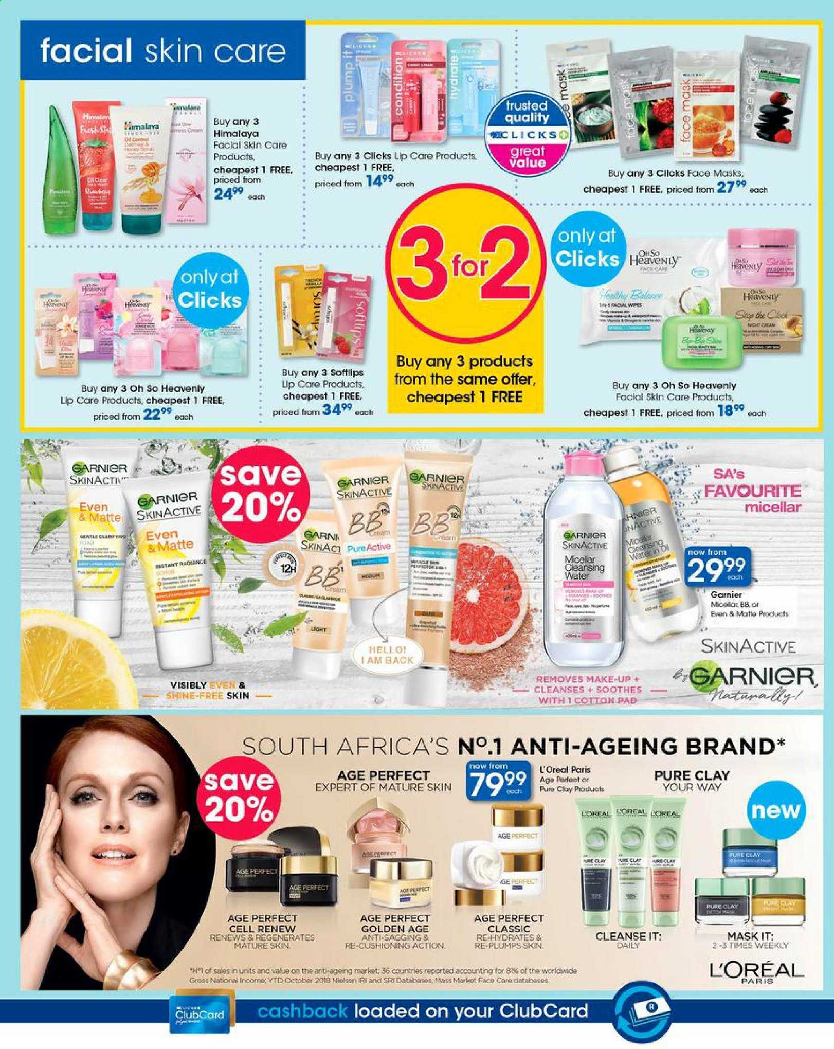 Clicks catalogue  - 05.03.2019 - 05.13.2019. Page 14.