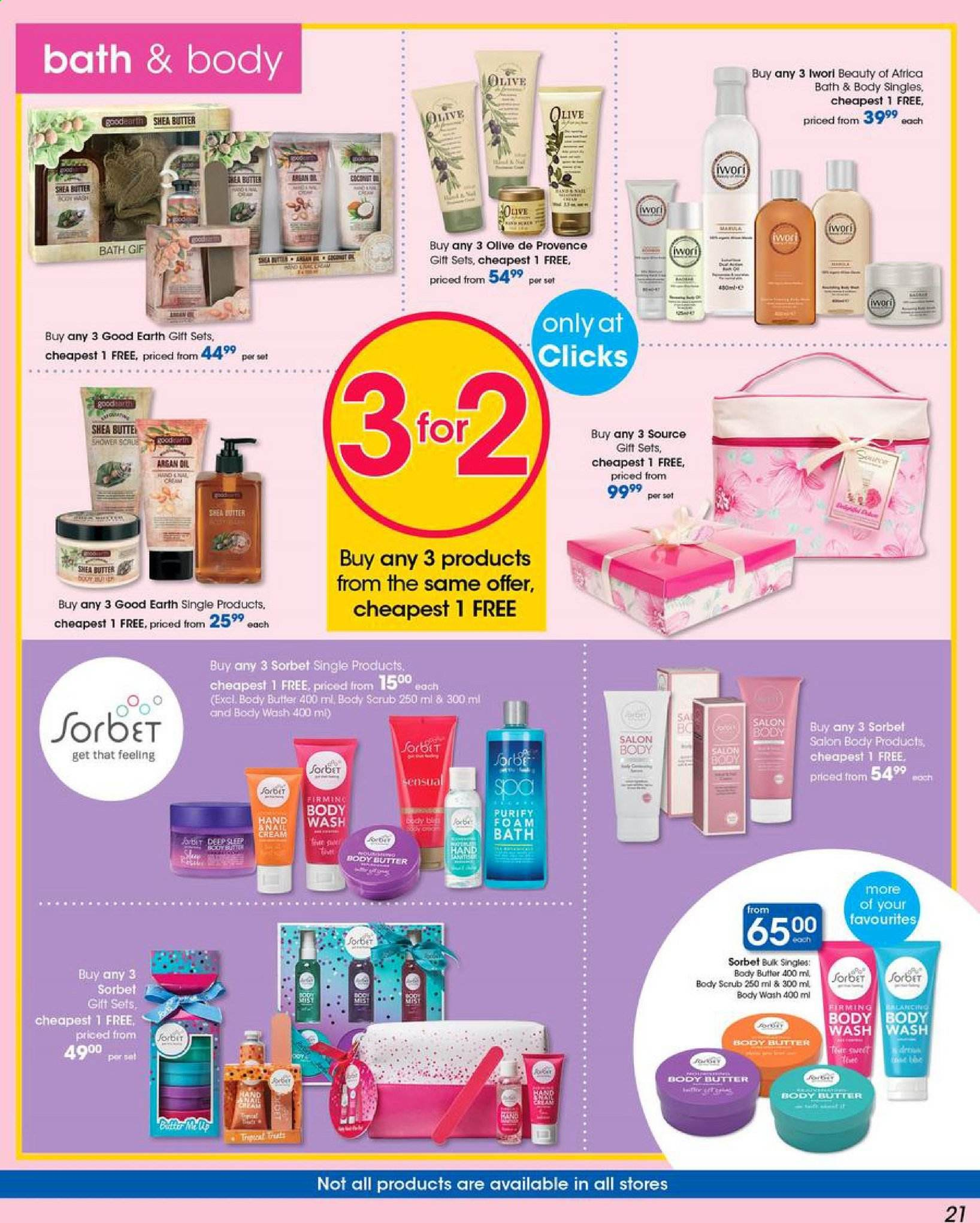 Clicks catalogue  - 05.03.2019 - 05.13.2019. Page 21.