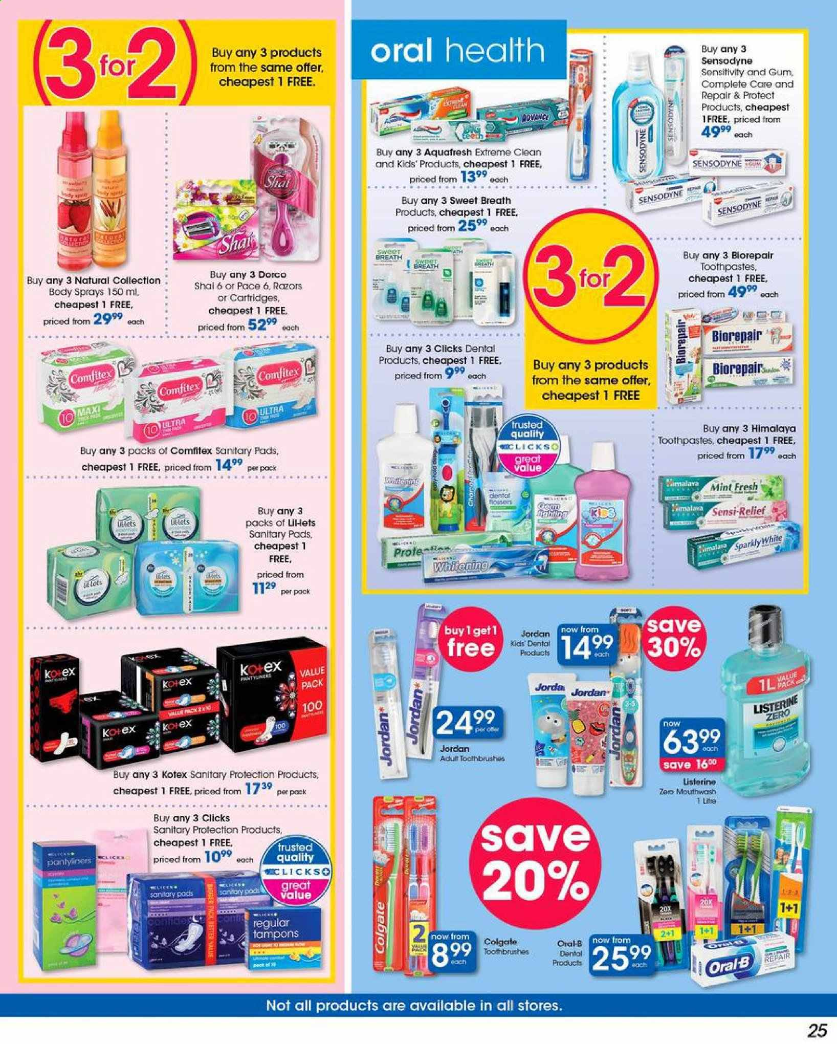 Clicks catalogue  - 05.03.2019 - 05.13.2019. Page 25.