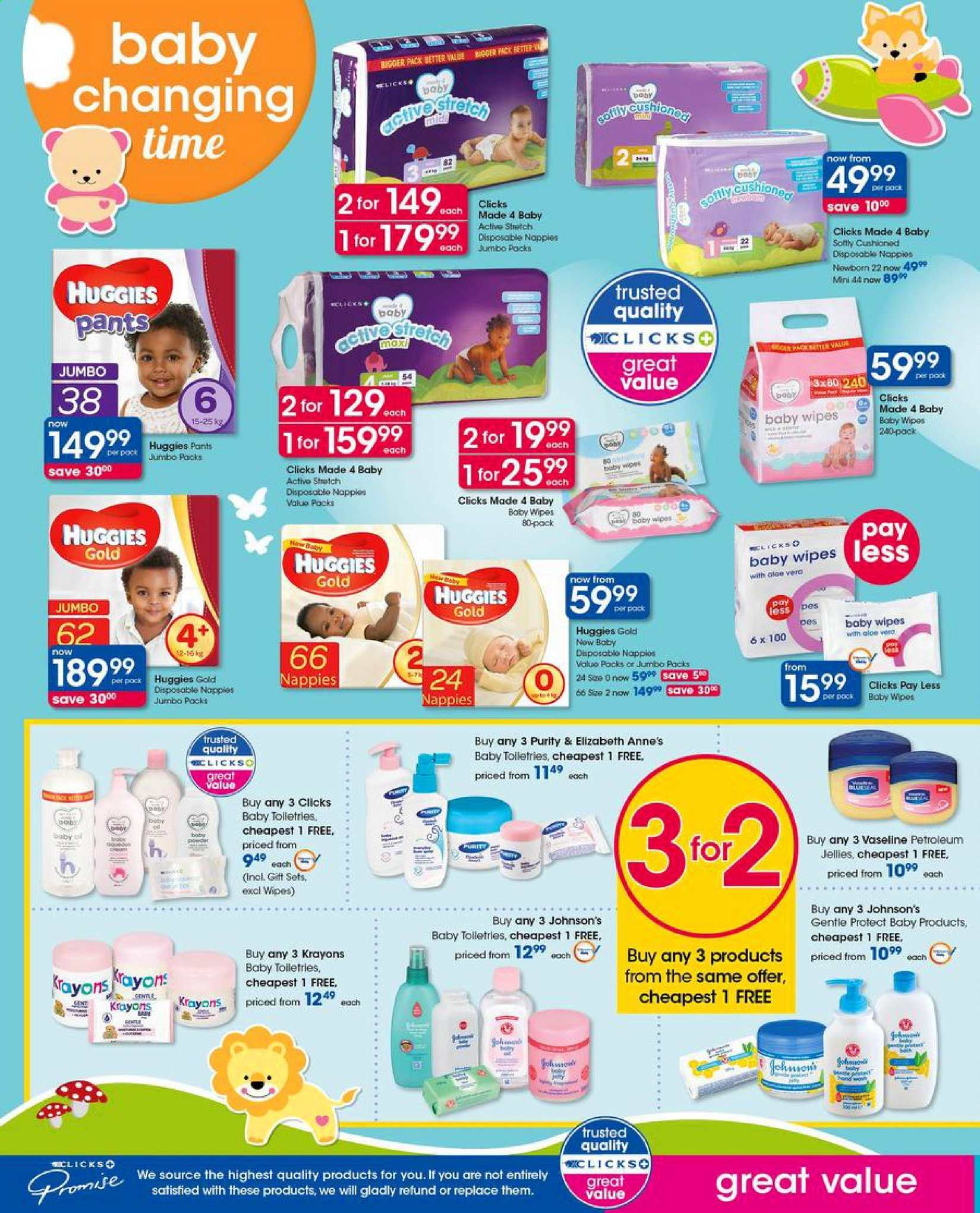 Clicks catalogue  - 05.03.2019 - 05.13.2019. Page 28.