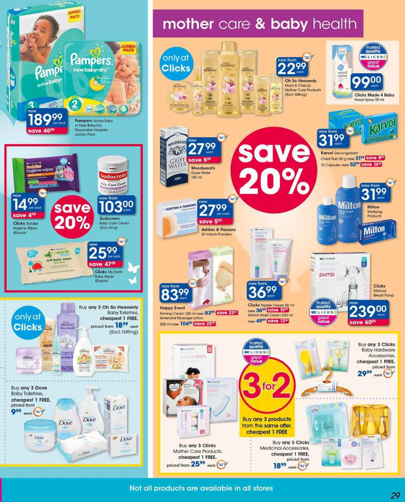 Clicks catalogue  - 05.03.2019 - 05.13.2019. Page 29.