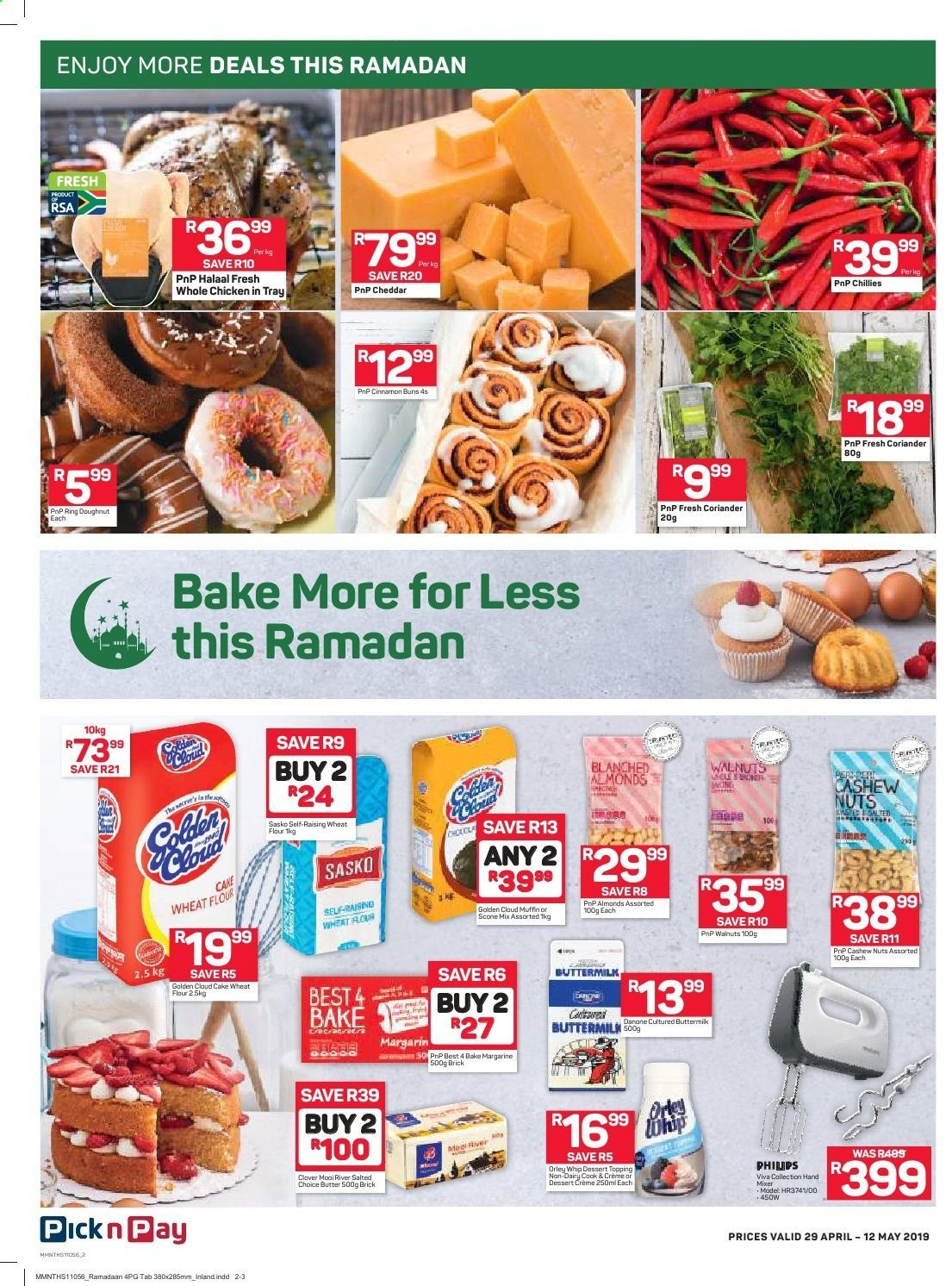 Pick n Pay catalogue  - 04.29.2019 - 05.12.2019. Page 2.