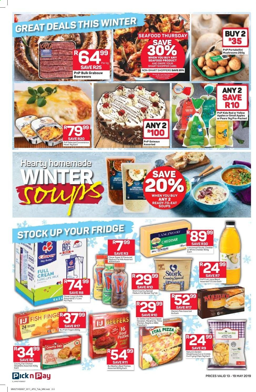 Pick n Pay catalogue  - 05.13.2019 - 05.19.2019. Page 2.