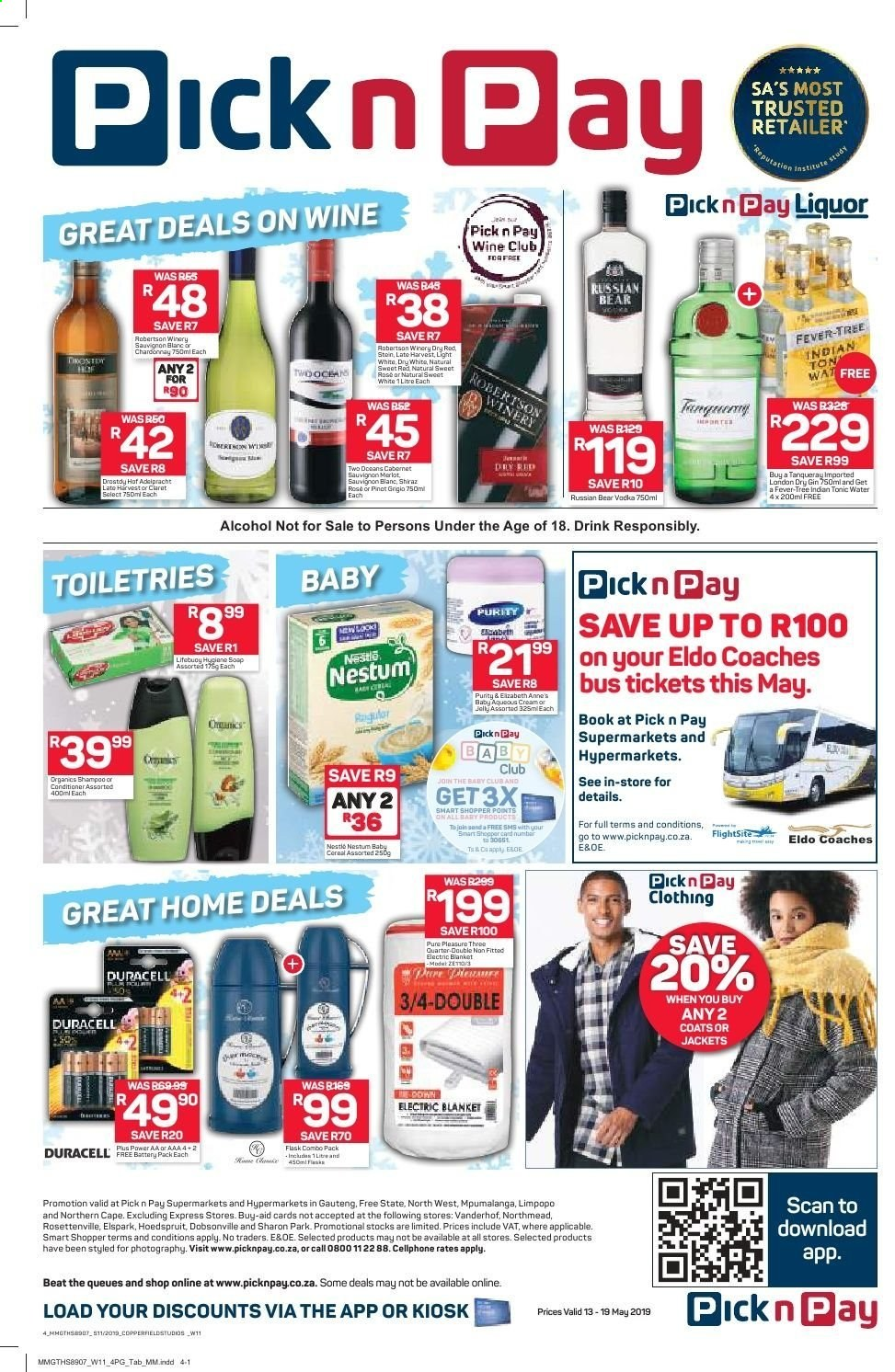 Pick n Pay catalogue  - 05.13.2019 - 05.19.2019. Page 4.