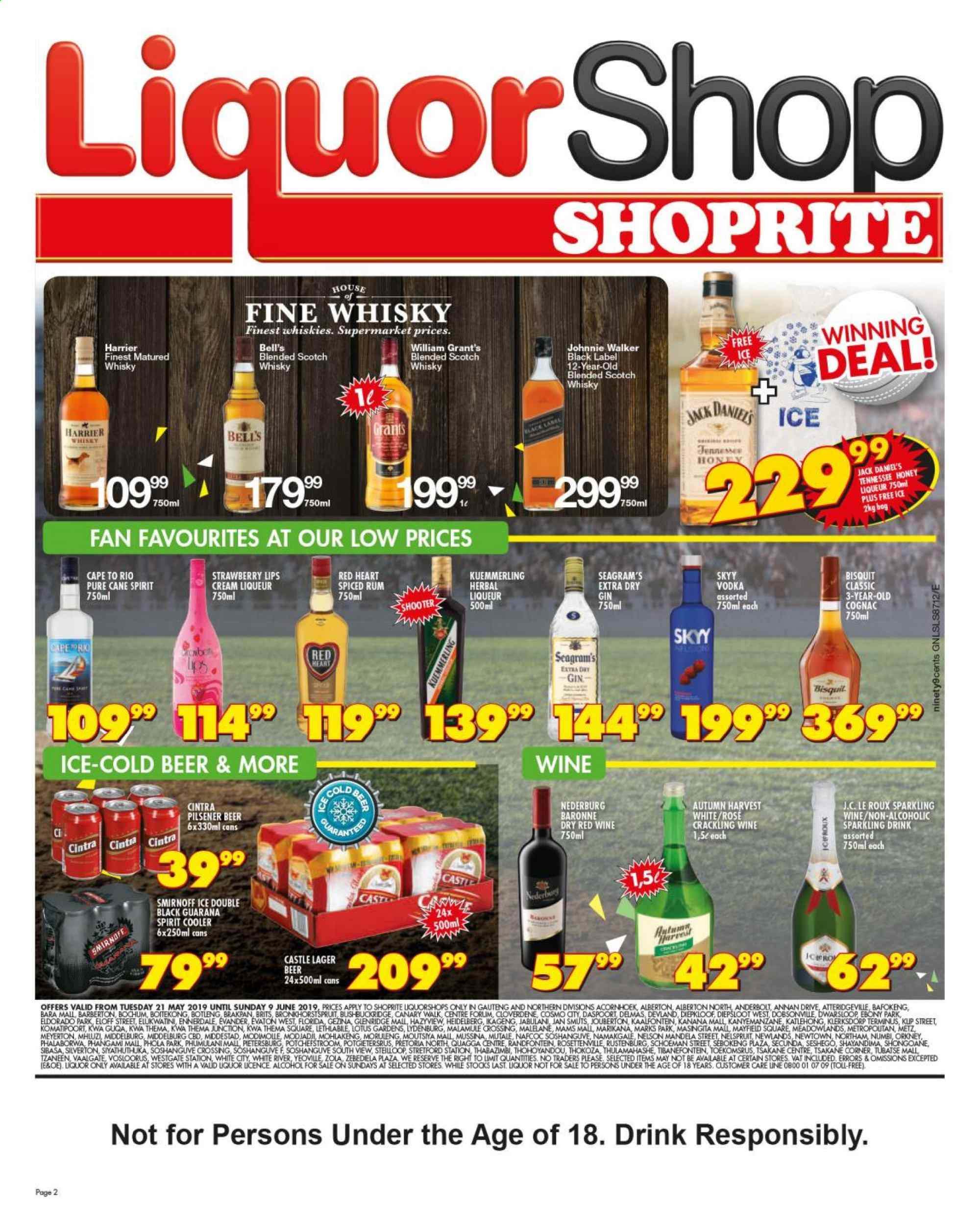 Shoprite catalogue  - 05.21.2019 - 06.09.2019. Page 2.
