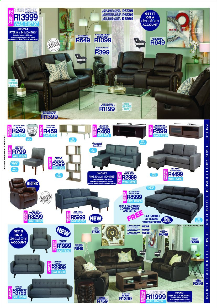 Decofurn Factory Shop catalogue  - 05.30.2019 - 06.05.2019. Page 3.