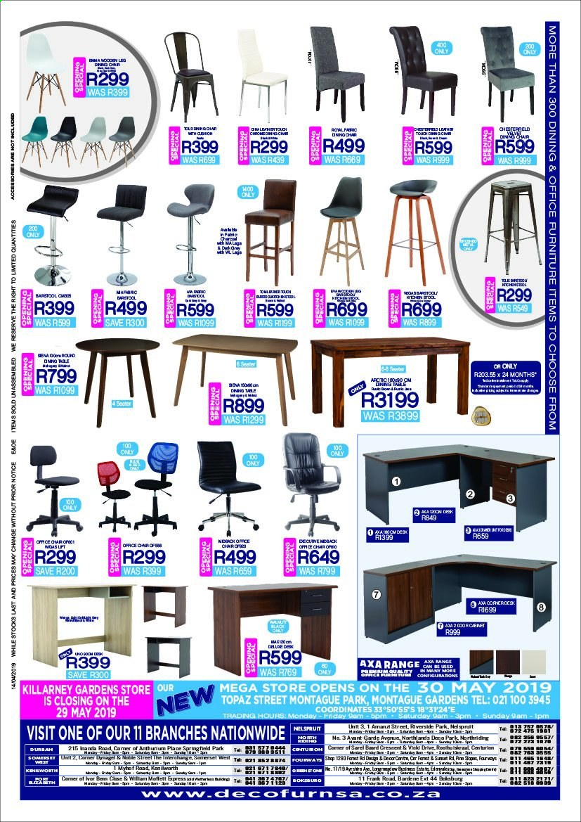 Decofurn Factory Shop catalogue  - 05.30.2019 - 06.05.2019. Page 4.