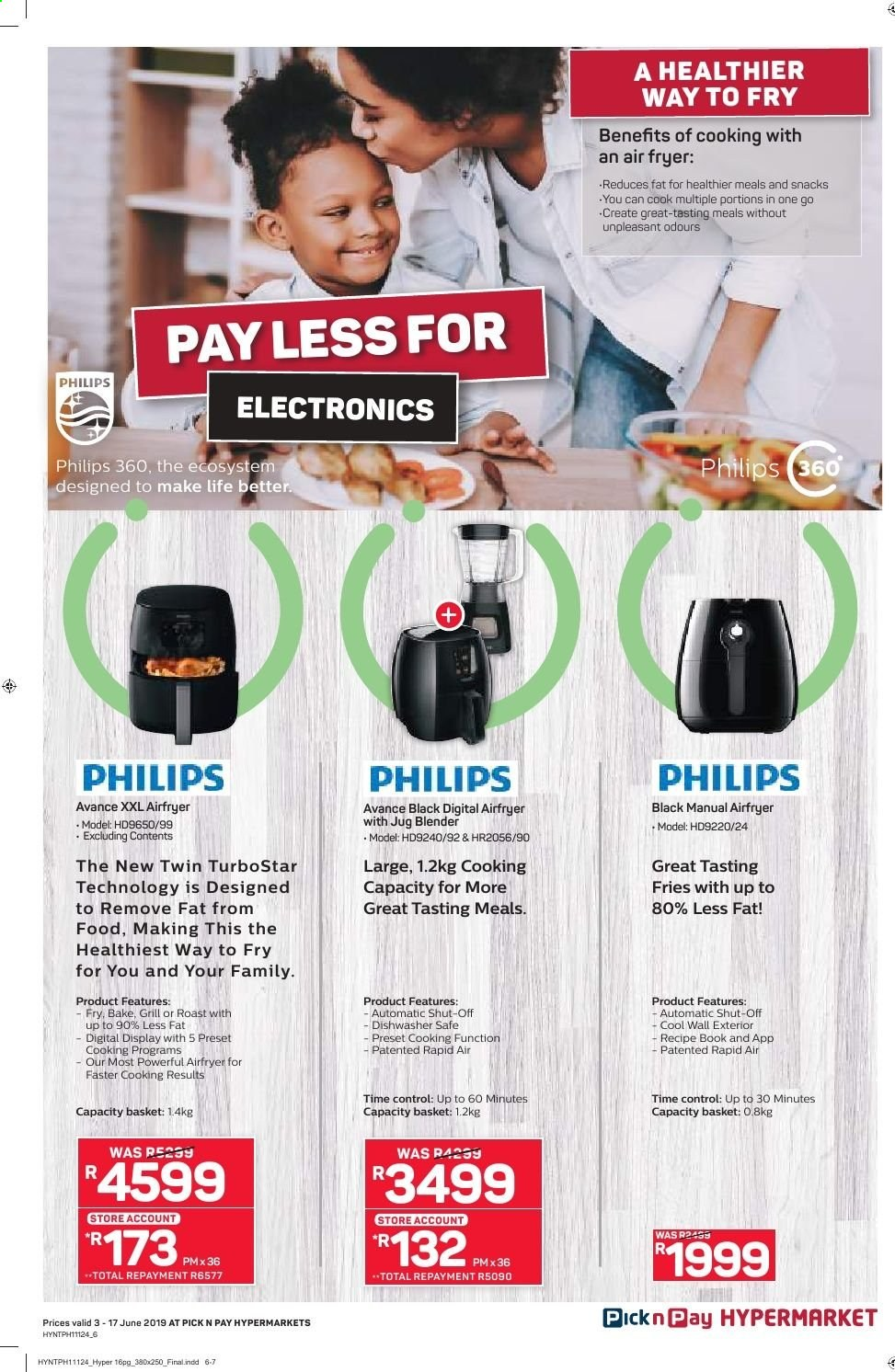 Pick n Pay catalogue  - 06.03.2019 - 06.17.2019. Page 6.