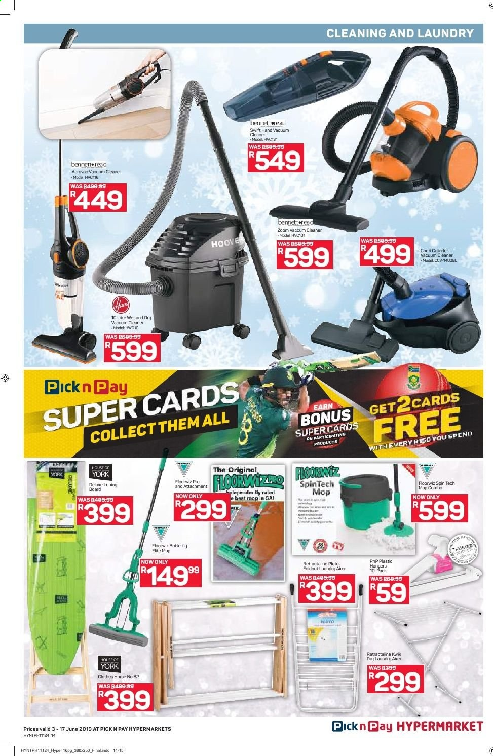 Pick n Pay catalogue  - 06.03.2019 - 06.17.2019. Page 14.