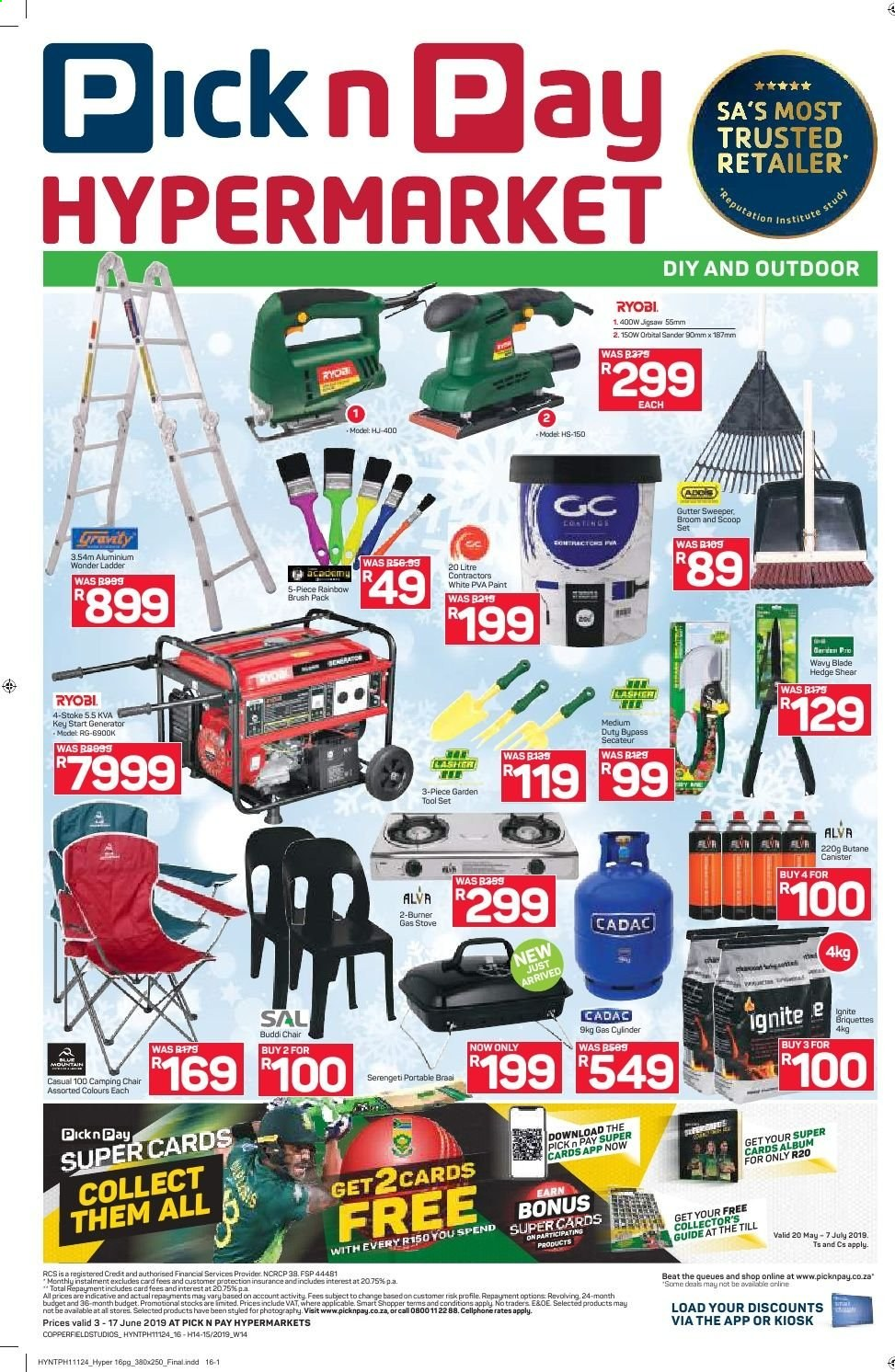 Pick n Pay catalogue  - 06.03.2019 - 06.17.2019. Page 16.