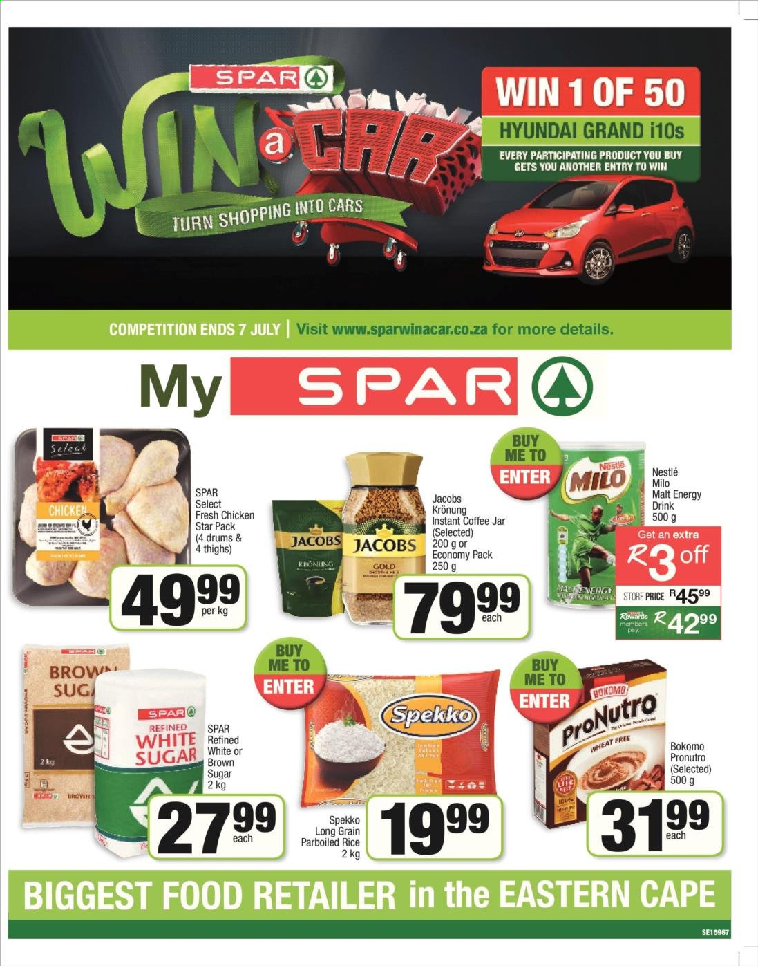 SPAR catalogue  - 06.04.2019 - 06.23.2019. Page 1.