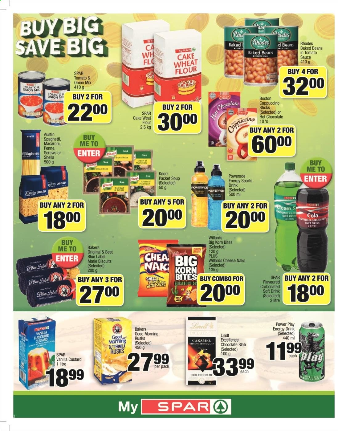 SPAR catalogue  - 06.04.2019 - 06.23.2019. Page 2.