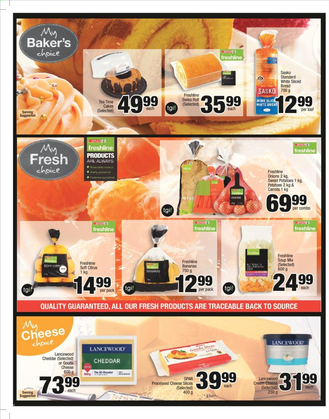 SPAR catalogue  - 06.04.2019 - 06.23.2019. Page 4.