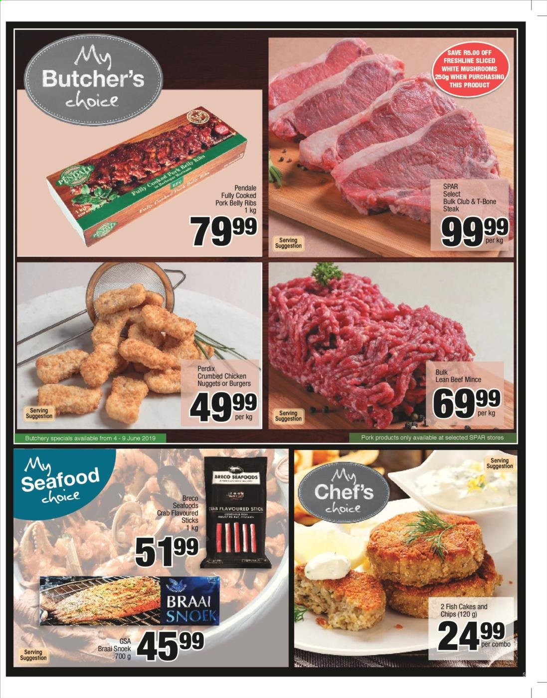 SPAR catalogue  - 06.04.2019 - 06.23.2019. Page 5.
