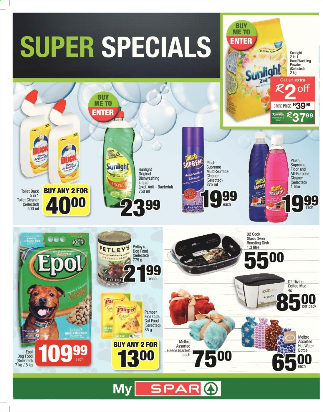 SPAR catalogue  - 06.04.2019 - 06.23.2019. Page 6.