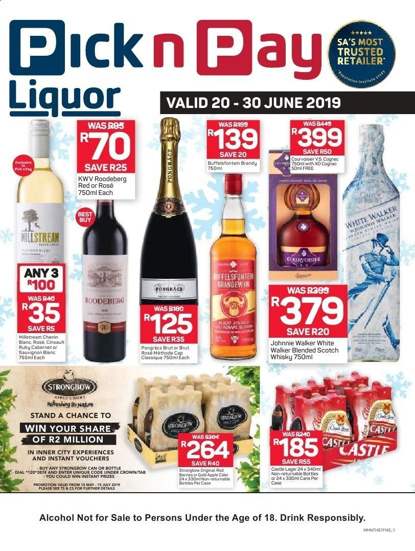 Pick n Pay catalogue  - 06.20.2019 - 06.30.2019. Page 1.