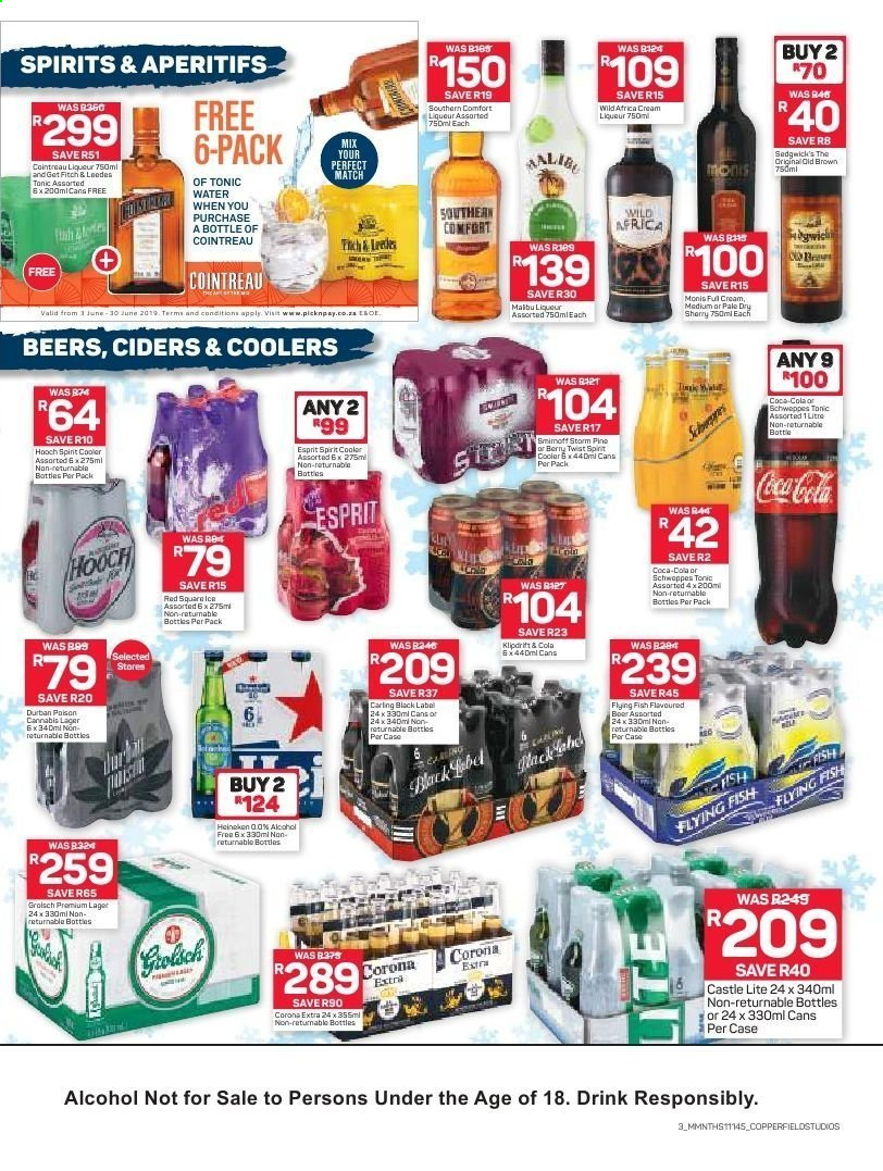 Pick n Pay catalogue  - 06.20.2019 - 06.30.2019. Page 3.