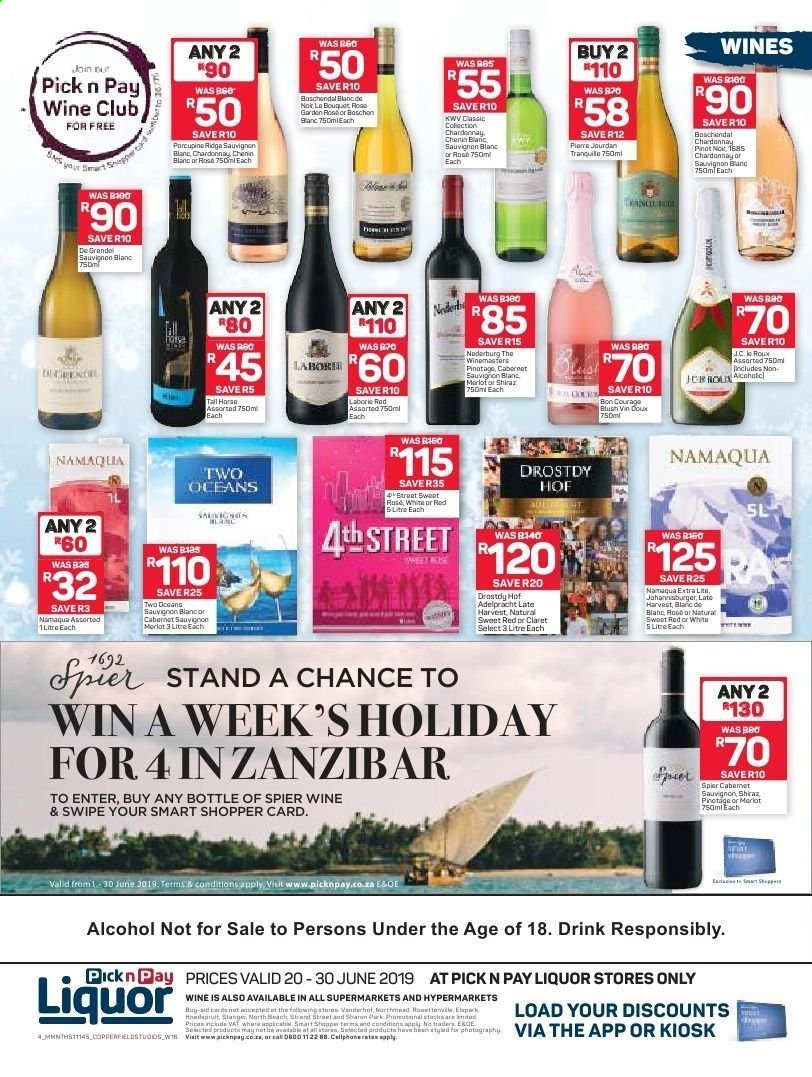 Pick n Pay catalogue  - 06.20.2019 - 06.30.2019. Page 4.
