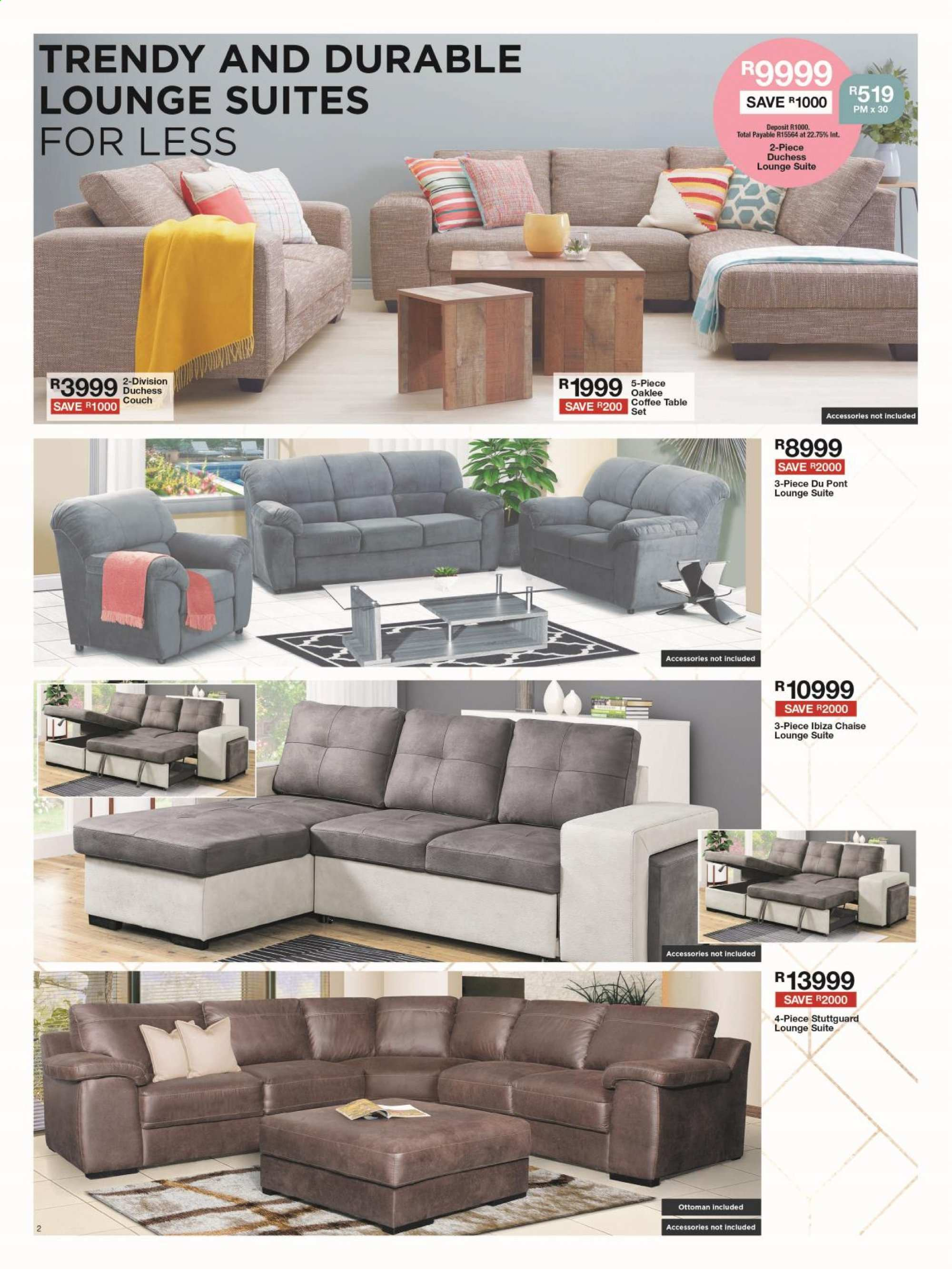 House & Home catalogue  - 07.23.2019 - 08.04.2019. Page 2.