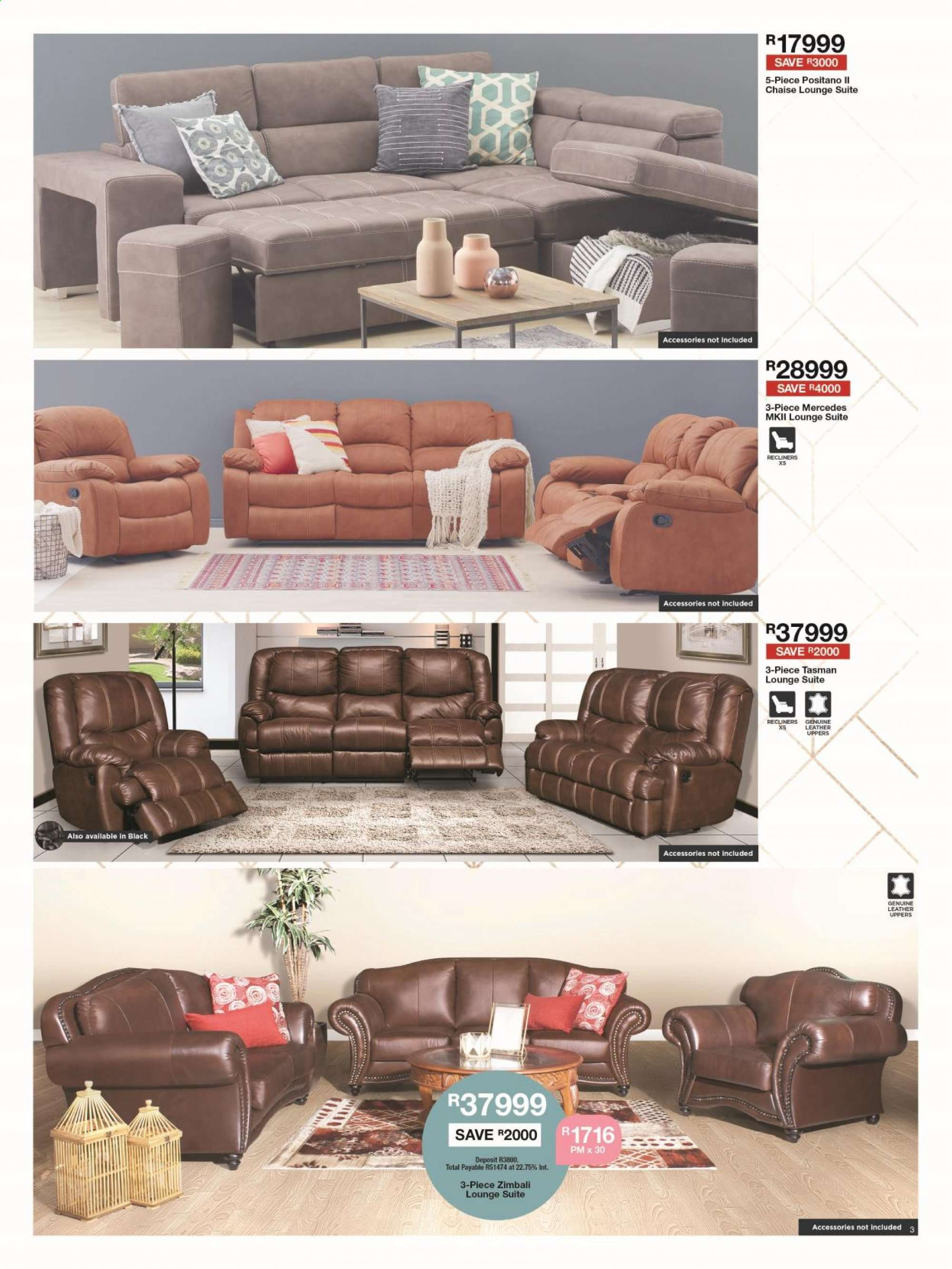 House & Home catalogue  - 07.23.2019 - 08.04.2019. Page 3.