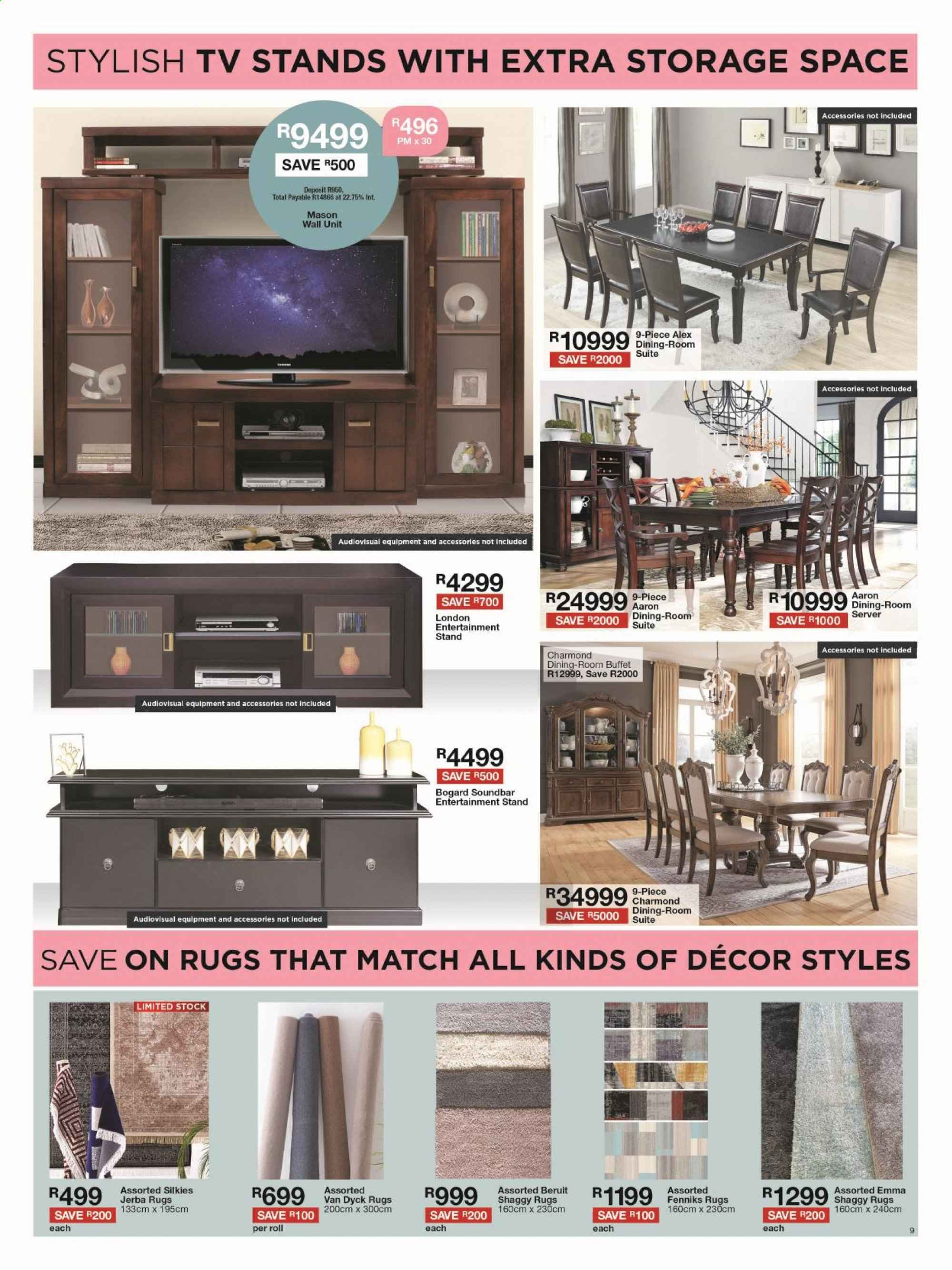 House & Home catalogue  - 07.23.2019 - 08.04.2019. Page 9.