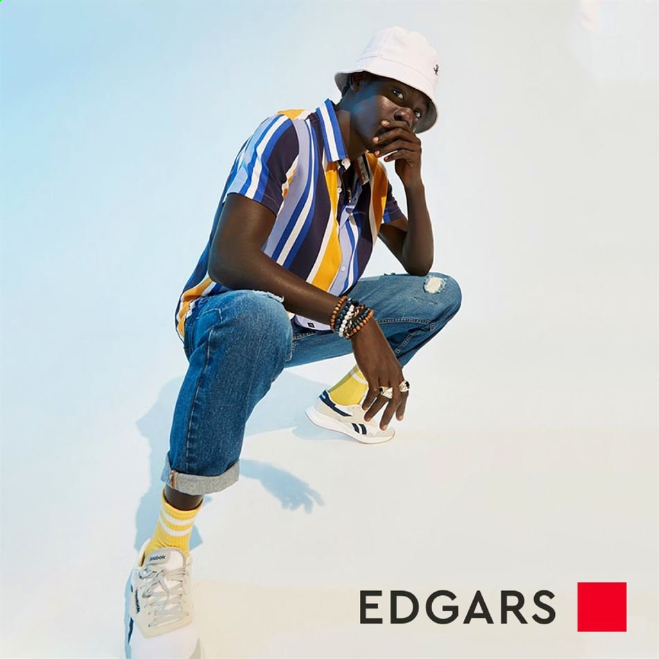 Edgars catalogue . Page 1.