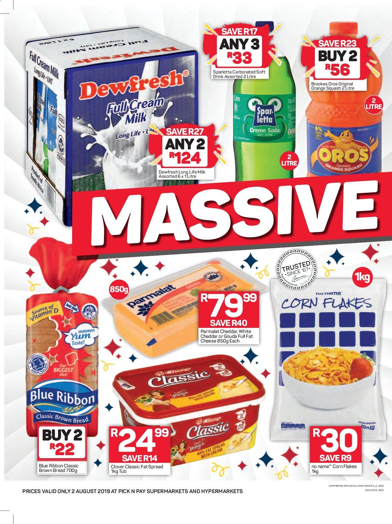 Pick n Pay catalogue  - 08.02.2019 - 08.02.2019. Page 3.