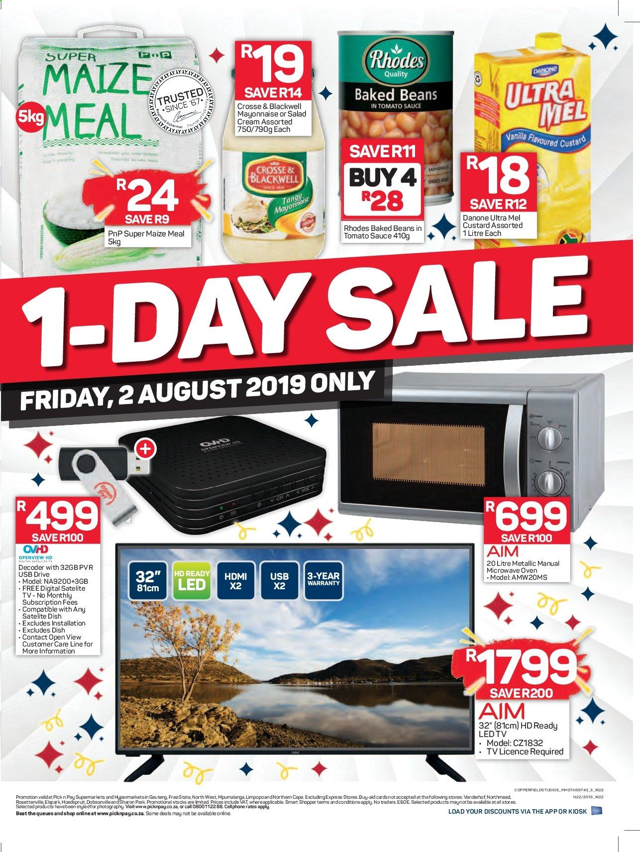 Pick n Pay catalogue  - 08.02.2019 - 08.02.2019. Page 4.