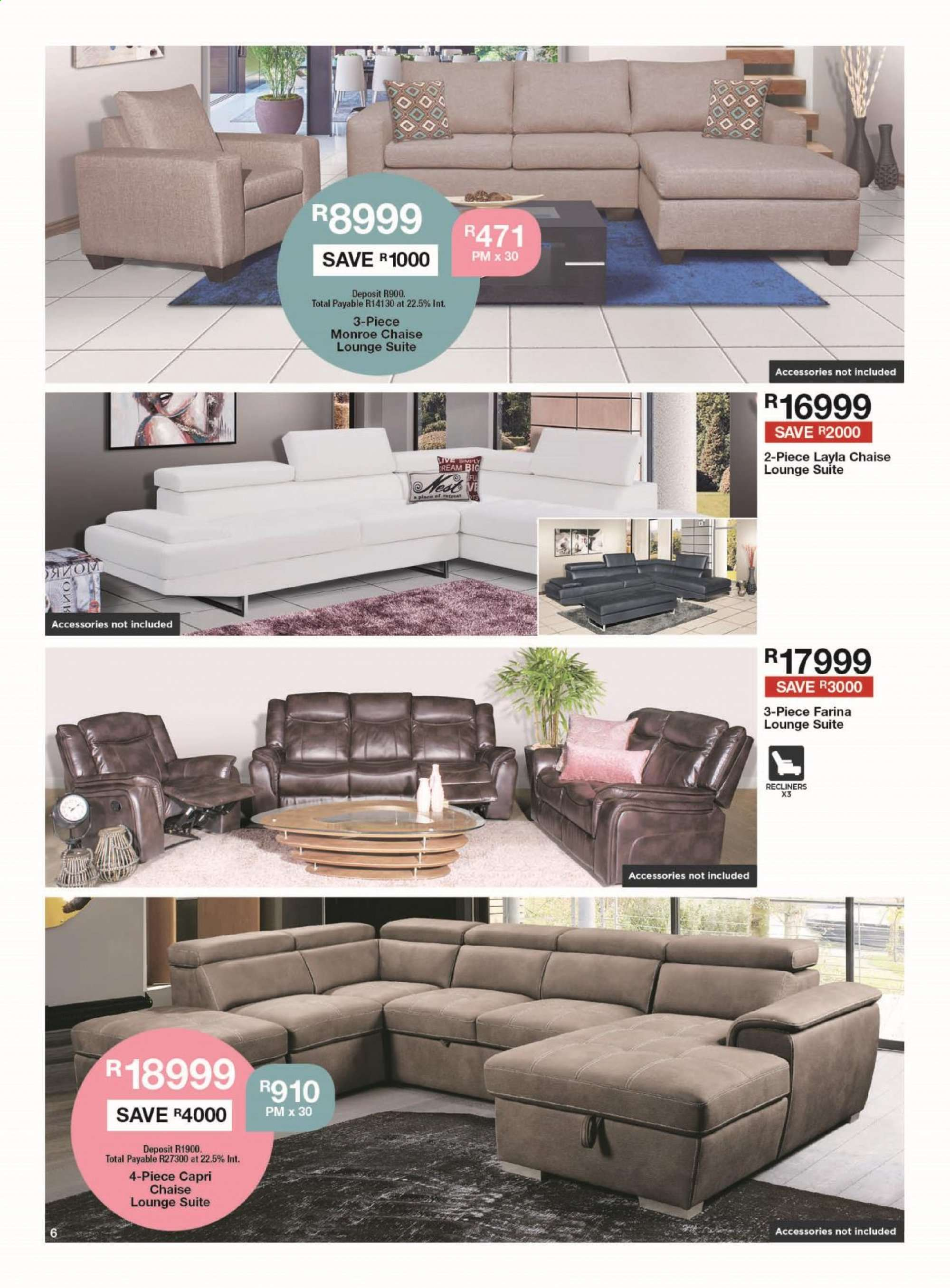 House & Home catalogue  - 08.09.2019 - 08.18.2019. Page 4.