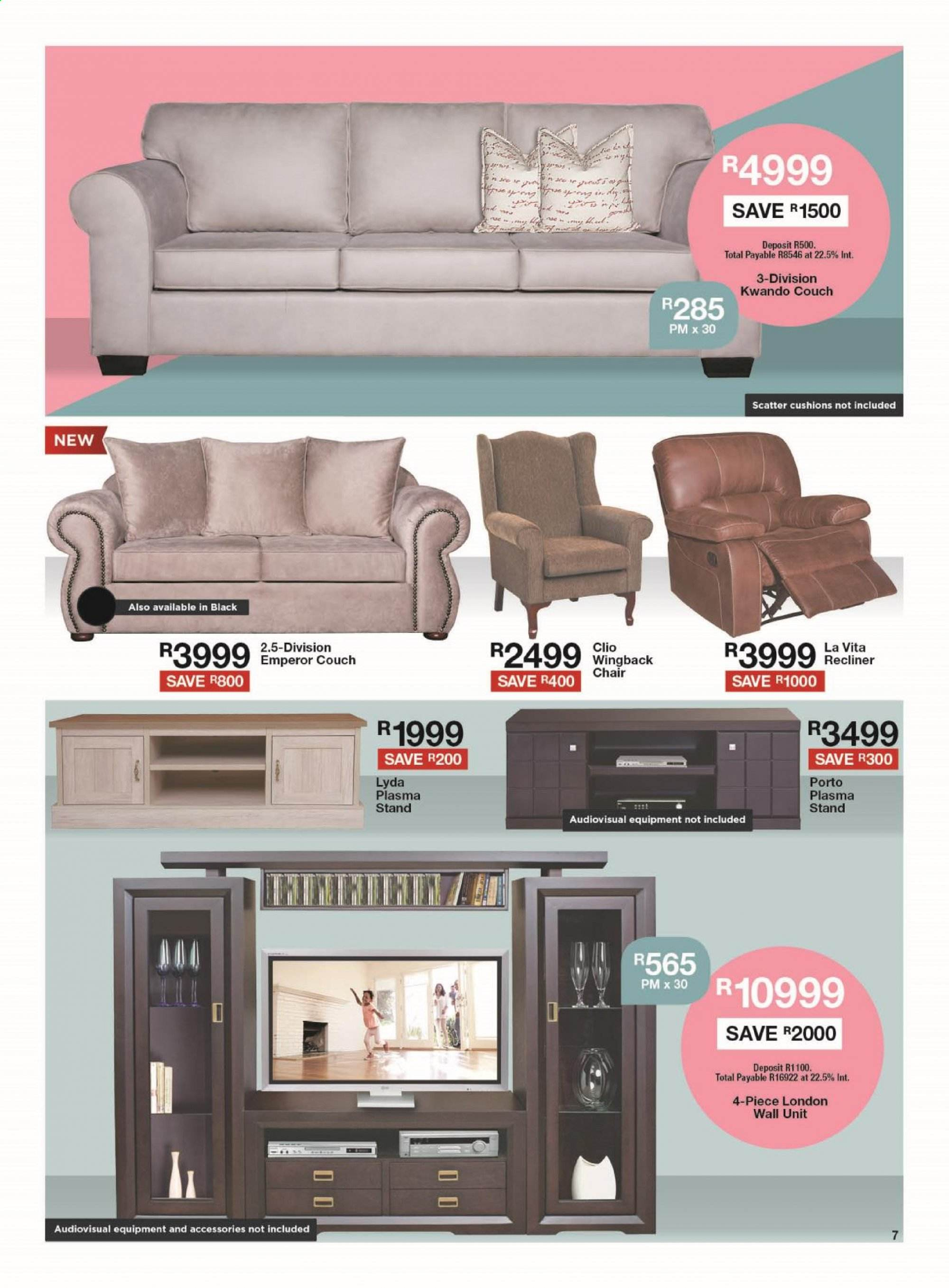 House & Home catalogue  - 08.09.2019 - 08.18.2019. Page 5.