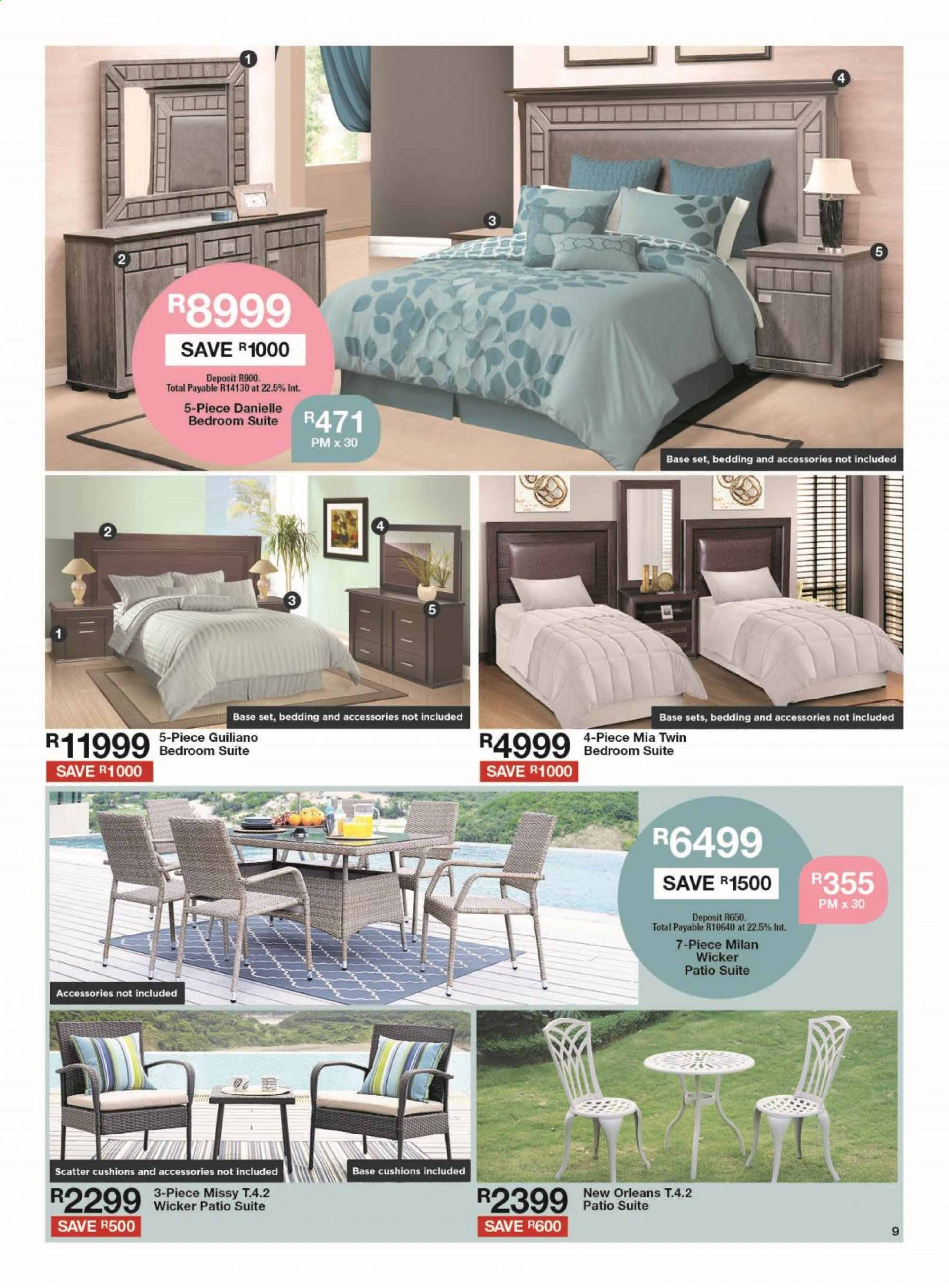House & Home catalogue  - 08.09.2019 - 08.18.2019. Page 7.