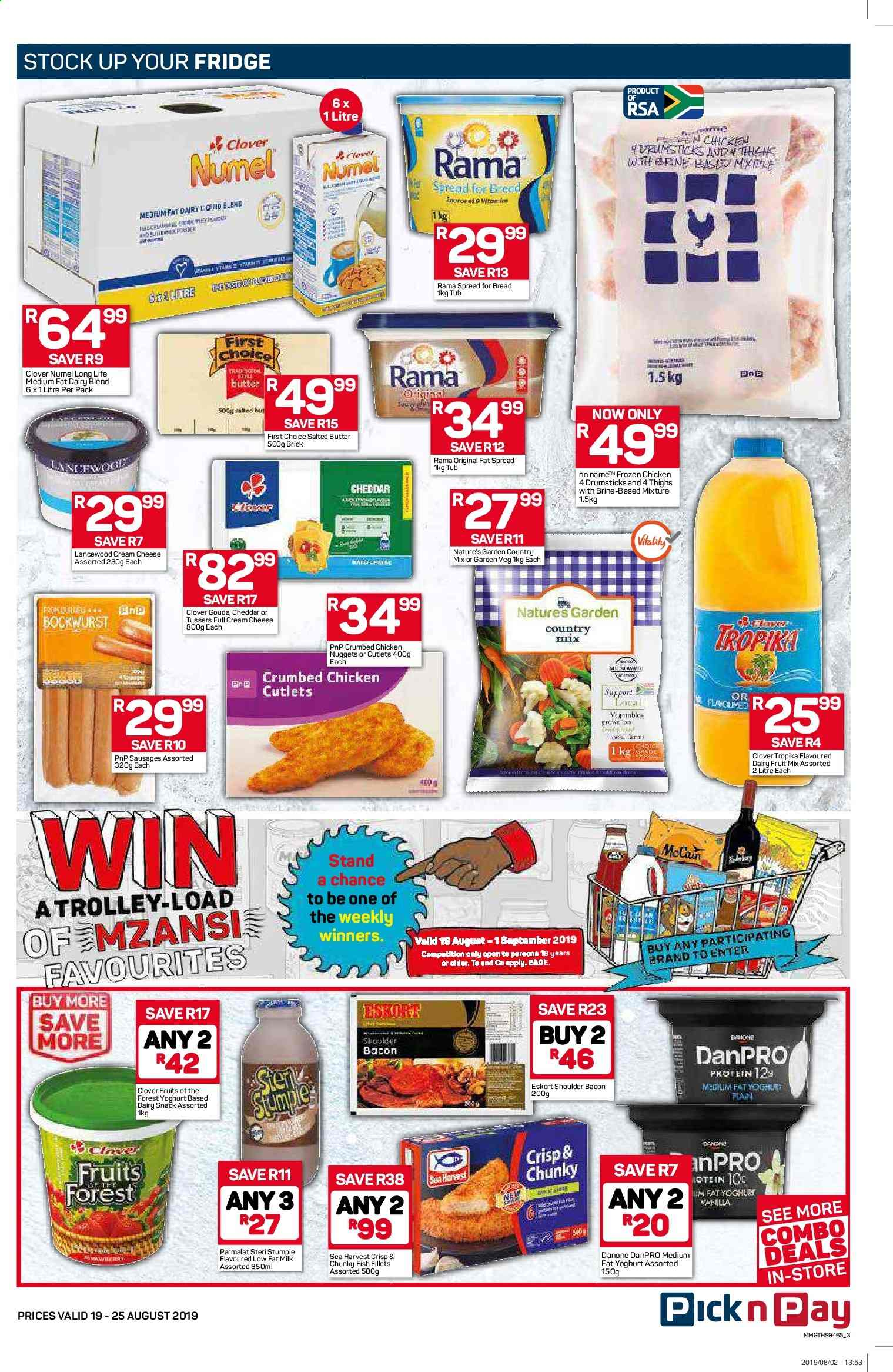Pick n Pay catalogue  - 08.19.2019 - 08.25.2019. Page 3.