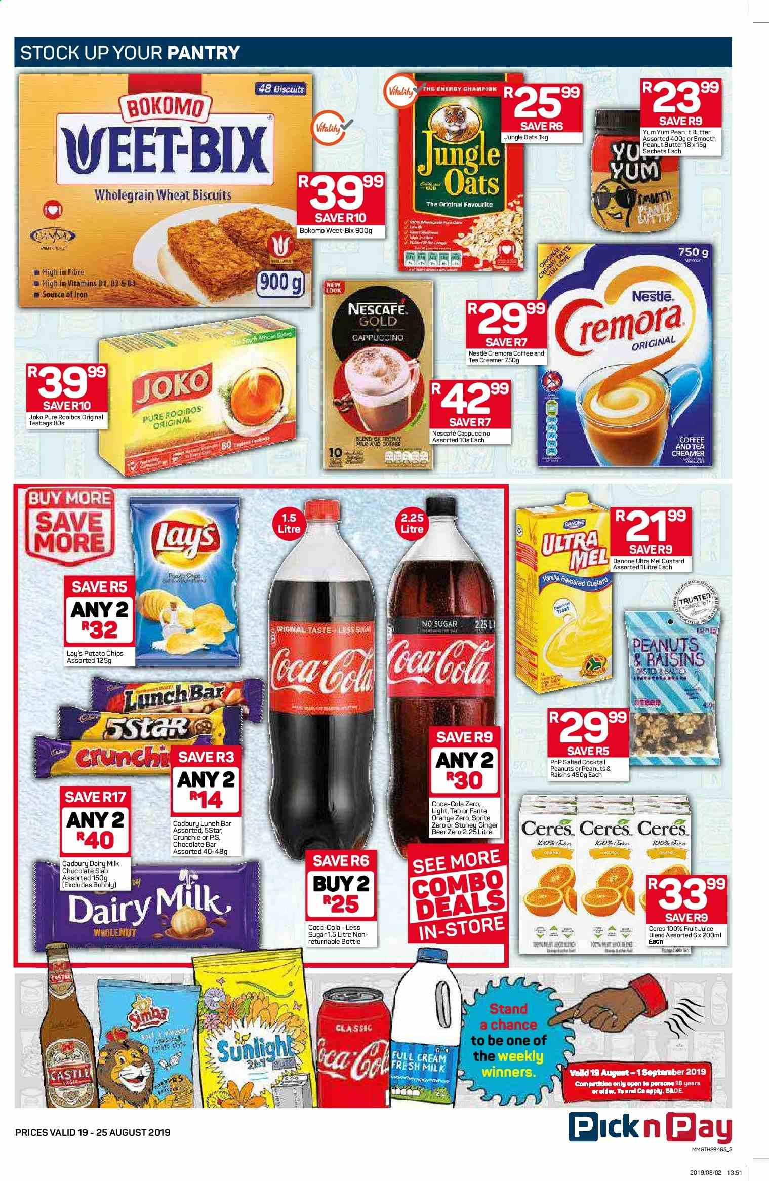 Pick n Pay catalogue  - 08.19.2019 - 08.25.2019. Page 5.