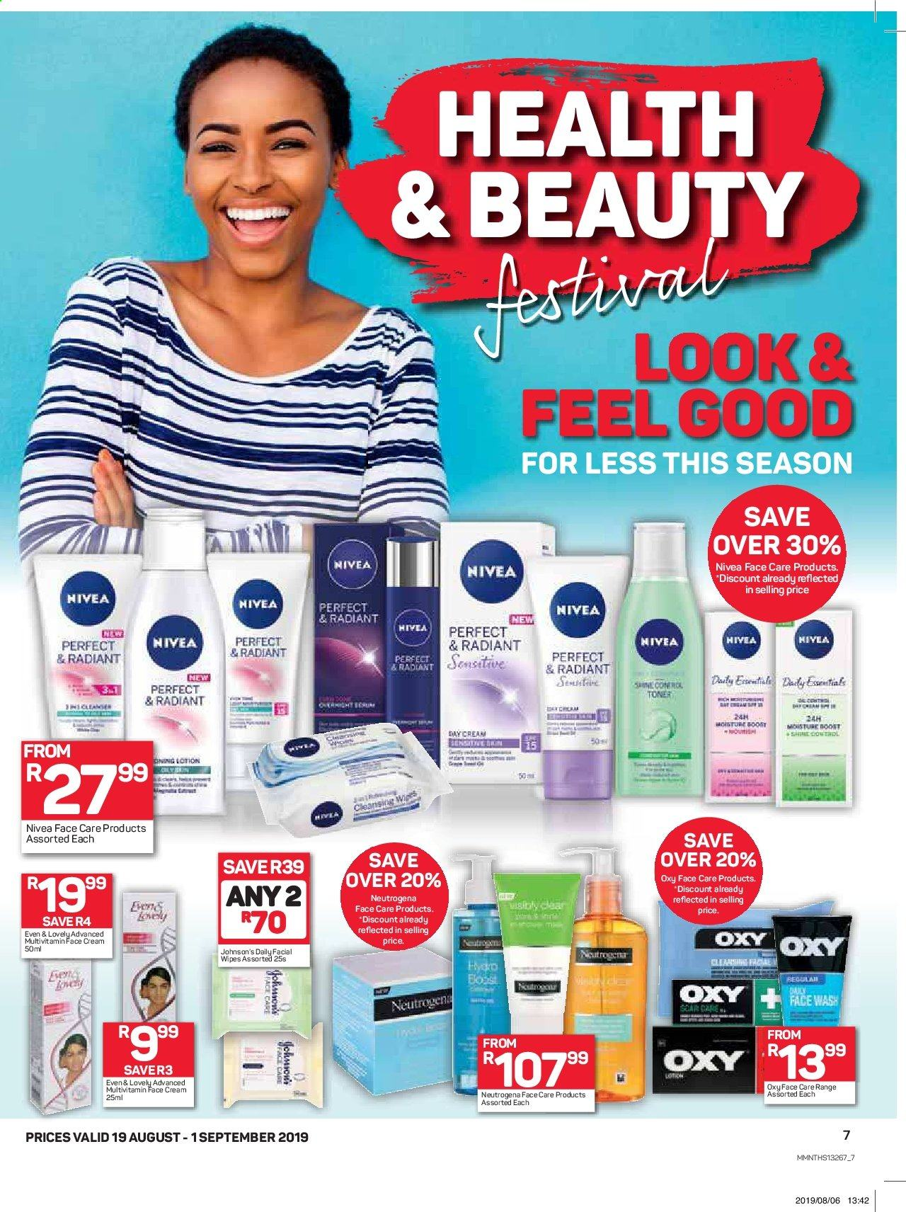 Pick n Pay catalogue  - 08.19.2019 - 09.01.2019. Page 7.