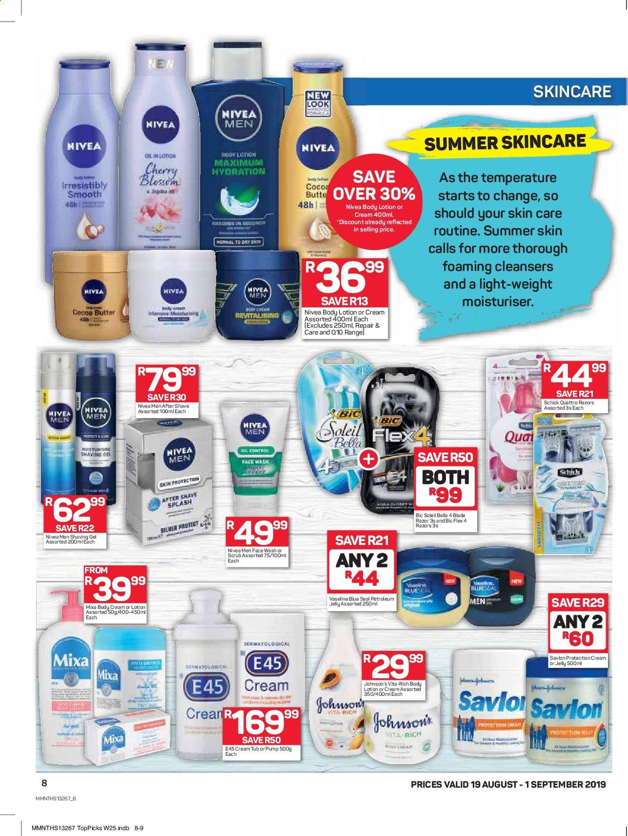 Pick n Pay catalogue  - 08.19.2019 - 09.01.2019. Page 8.