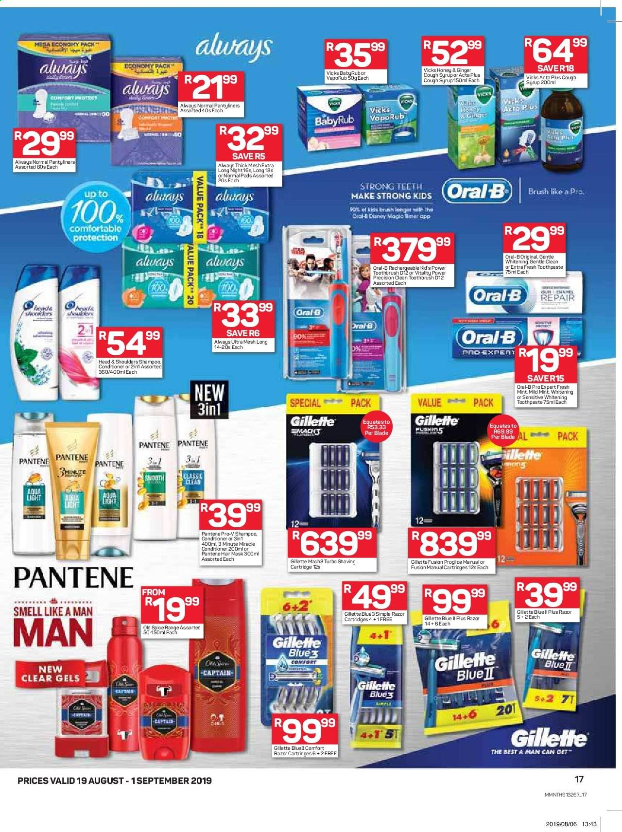 Pick n Pay catalogue  - 08.19.2019 - 09.01.2019. Page 17.