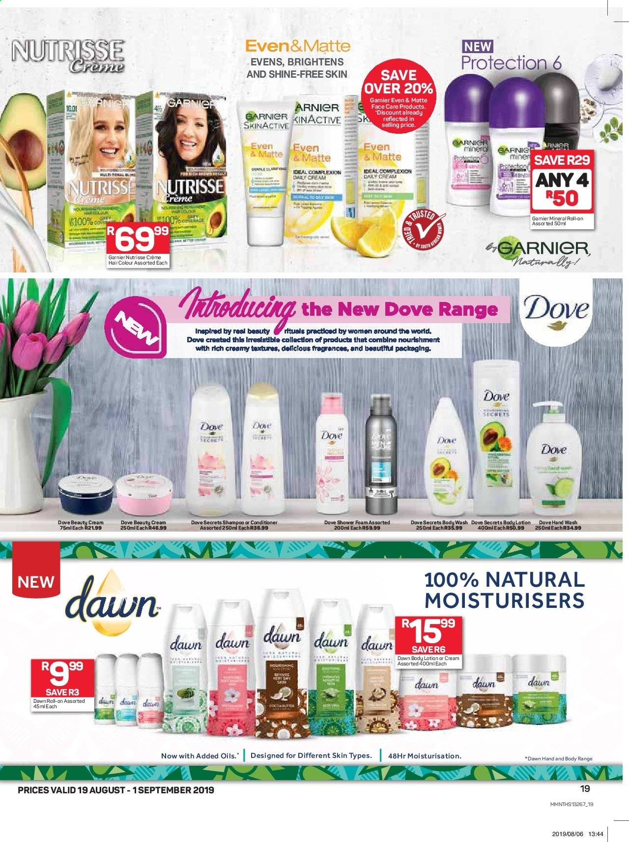 Pick n Pay catalogue  - 08.19.2019 - 09.01.2019. Page 19.