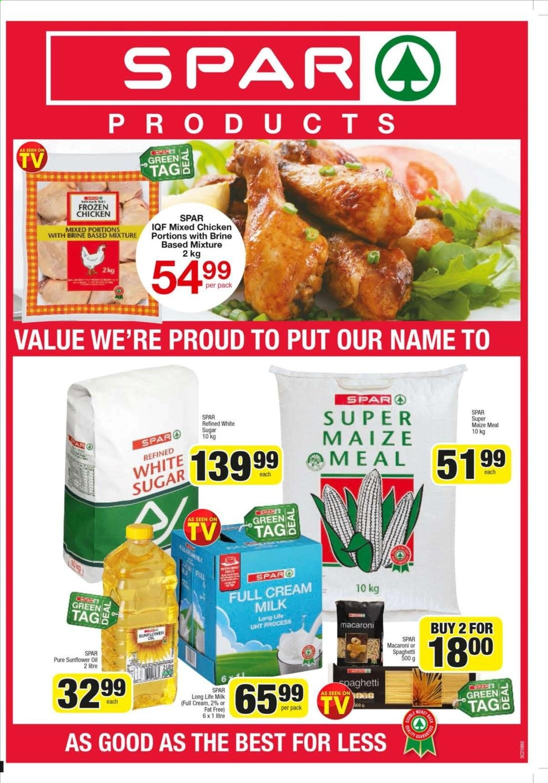 SPAR catalogue  - 08.27.2019 - 09.09.2019. Page 1.
