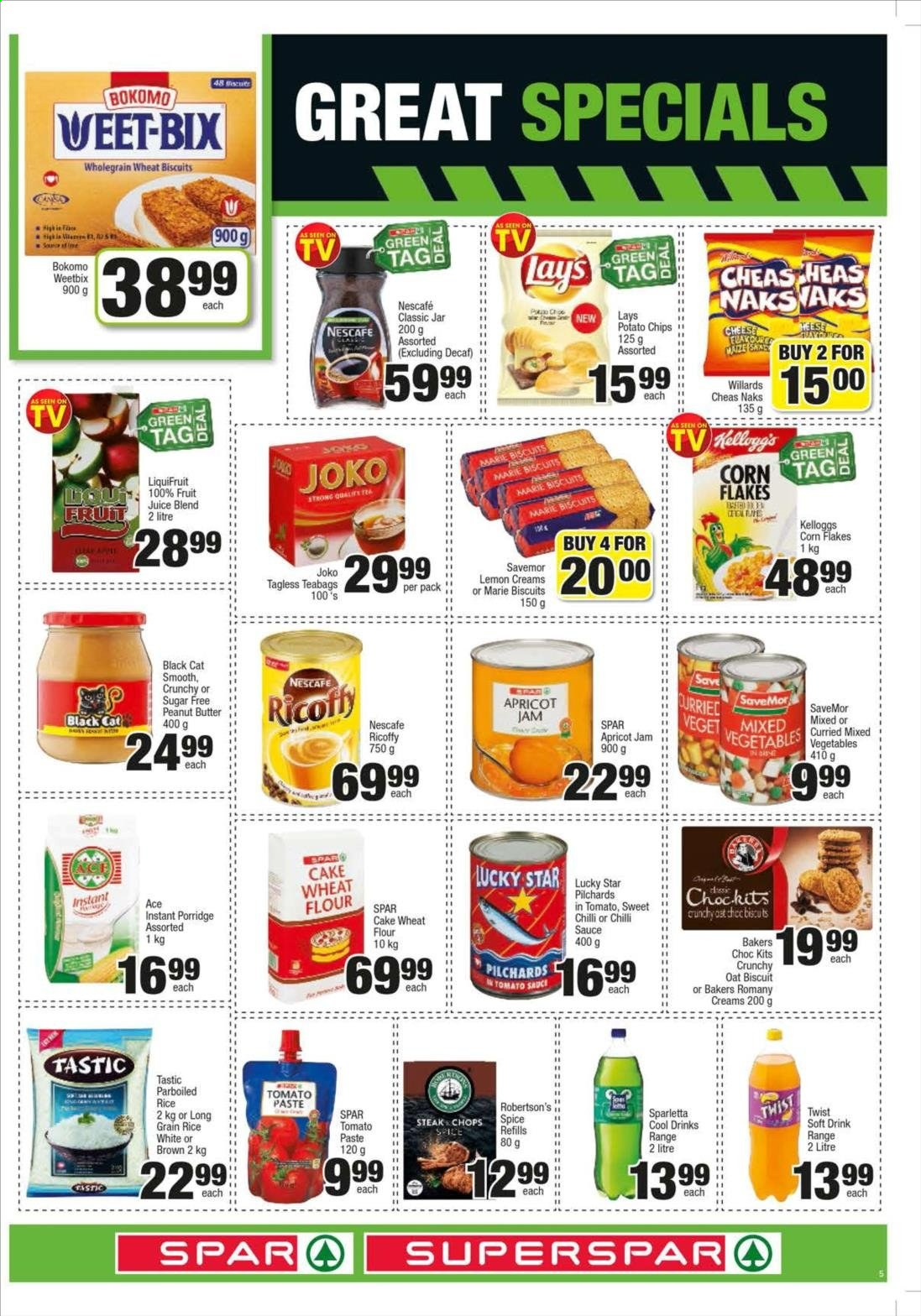 SPAR catalogue  - 08.27.2019 - 09.09.2019. Page 5.